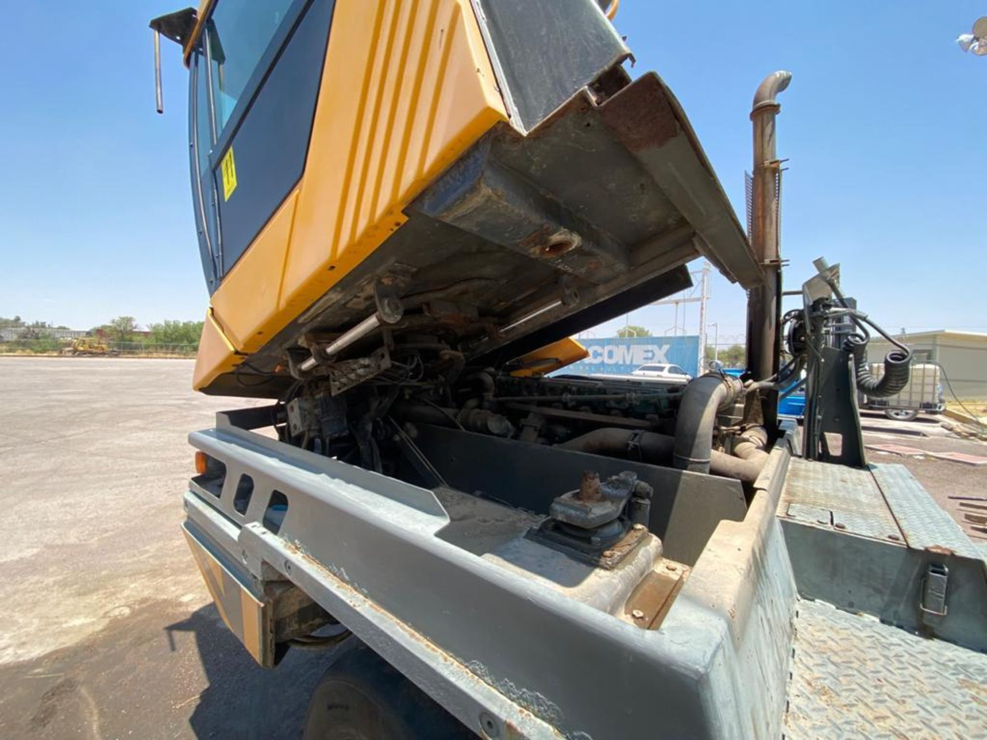 Terberg Capacity 2002 Terminal Tractor, automatic transmission - Image 35 of 57