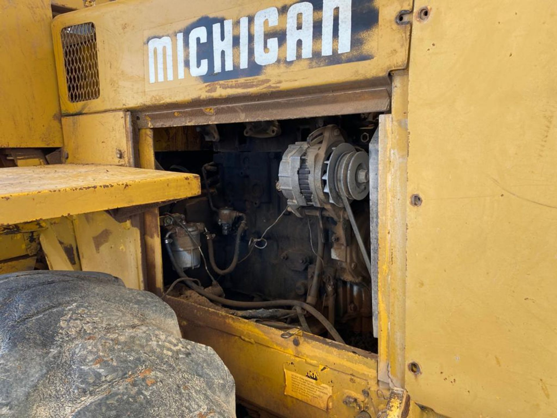 Volvo BM TYPE L 30 Michigan Front Loder, automatic transmission - Image 44 of 53
