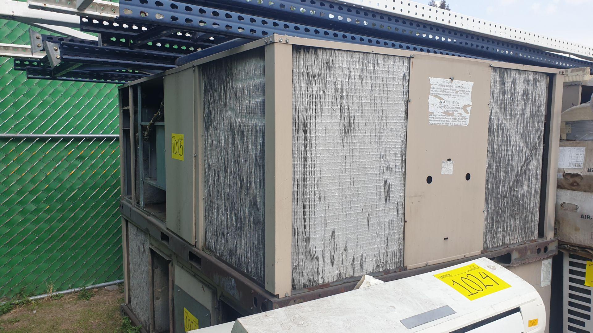1 York Industrial Condensing unit, model D3CE090A46C n/s NHEM096475 - Image 3 of 6