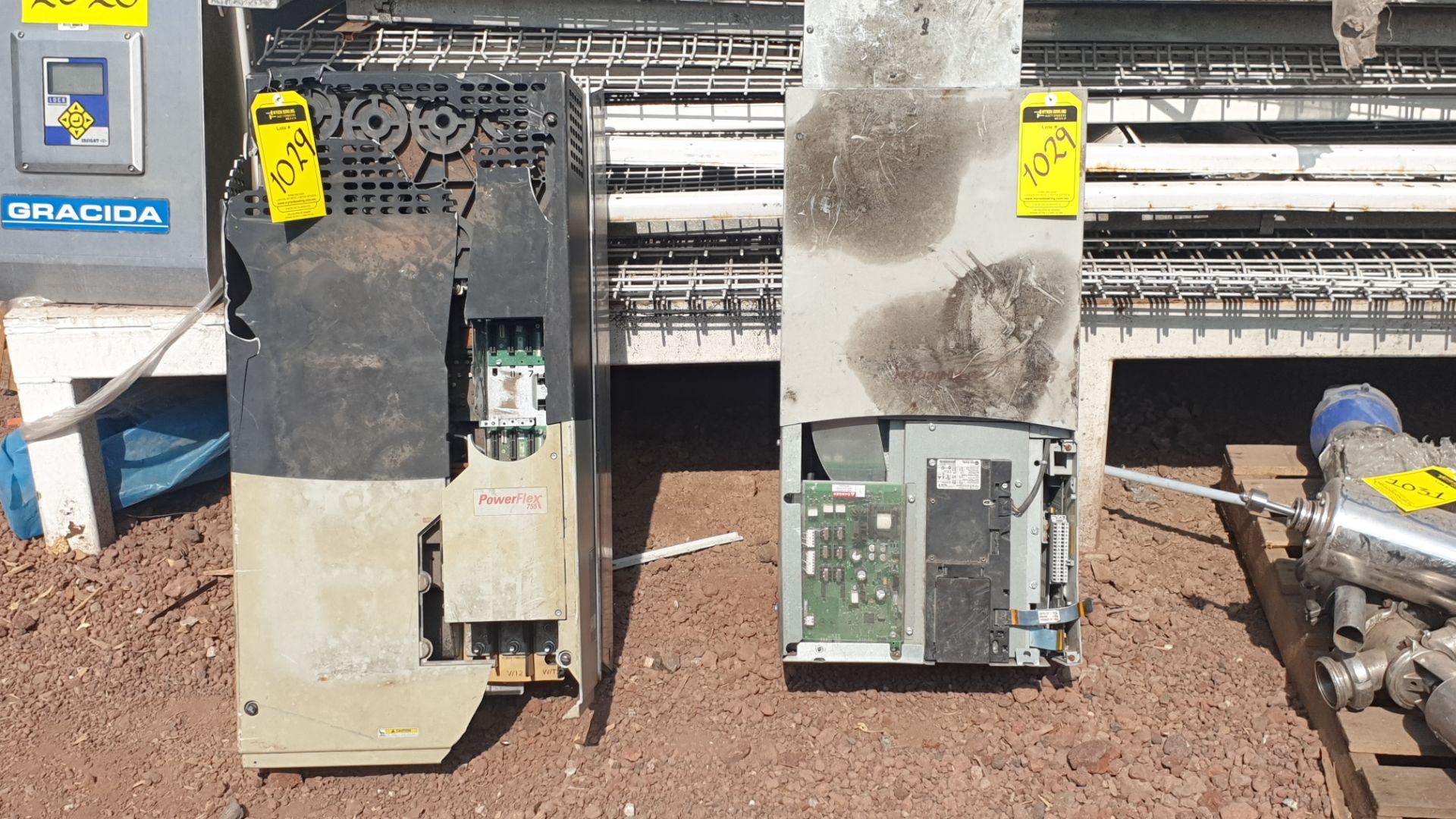 2 Powerflex Variator boards, model 20G1AN, 20BD180A0AYNANC0 - Image 9 of 13