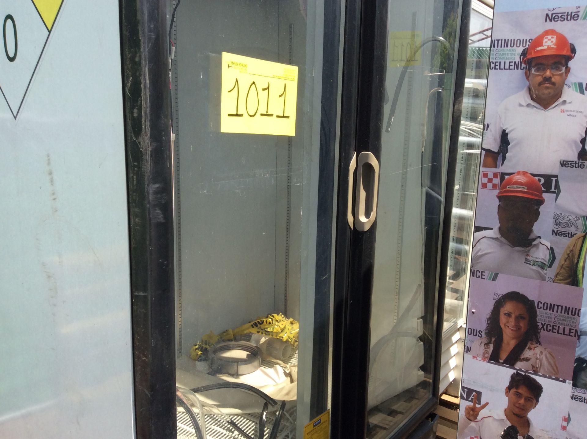 1 Ojeda refrigerator of double glass door model RV2P36 serial number 0636323-34305 120V - Image 3 of 14