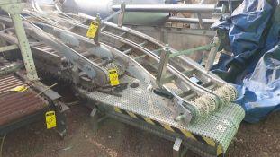 S conveyor belt batch. Please inspect