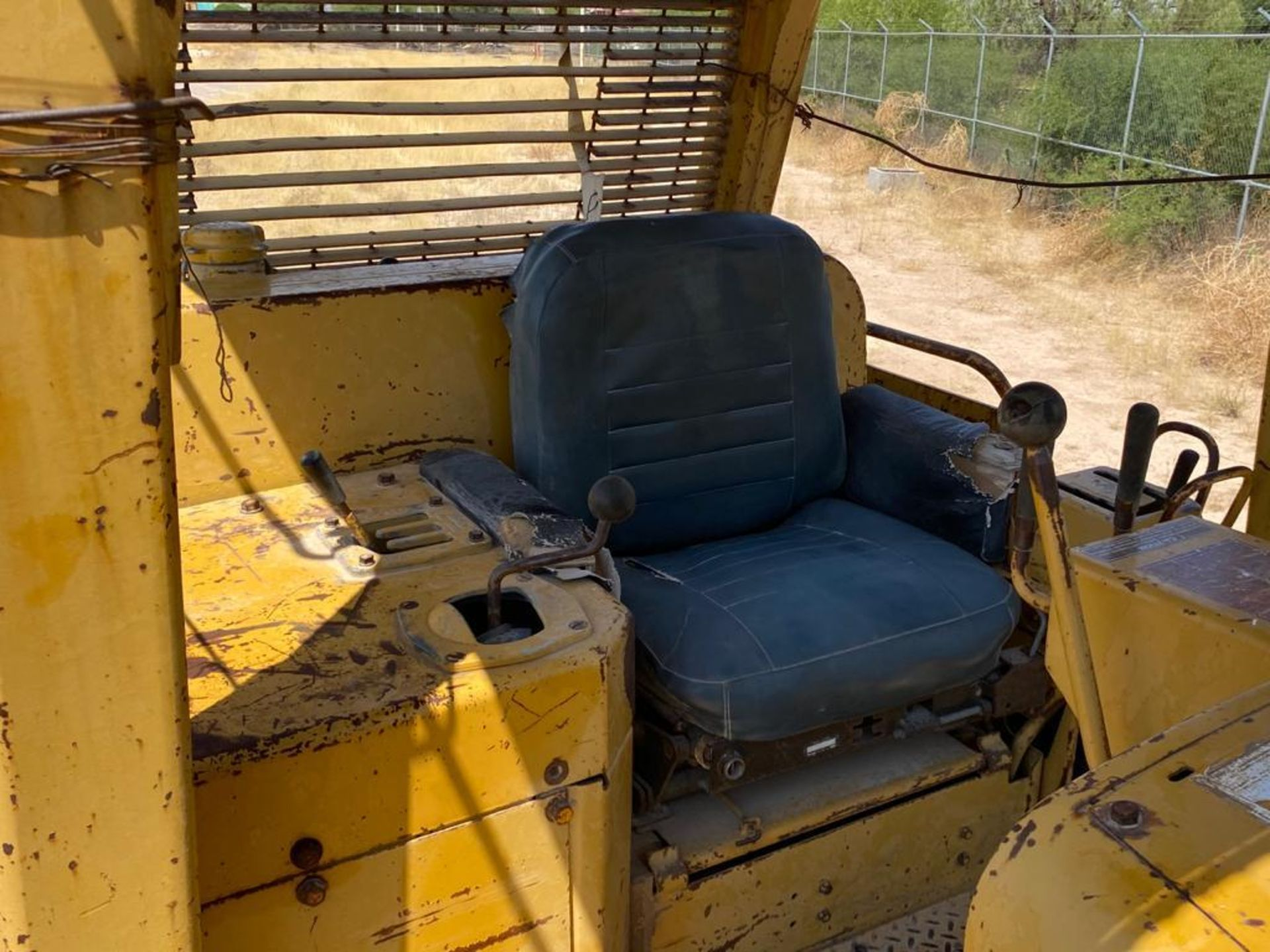 Caterpillar D7G Bulldozer, Serial number 92V5897, Diesel motor - Image 45 of 48