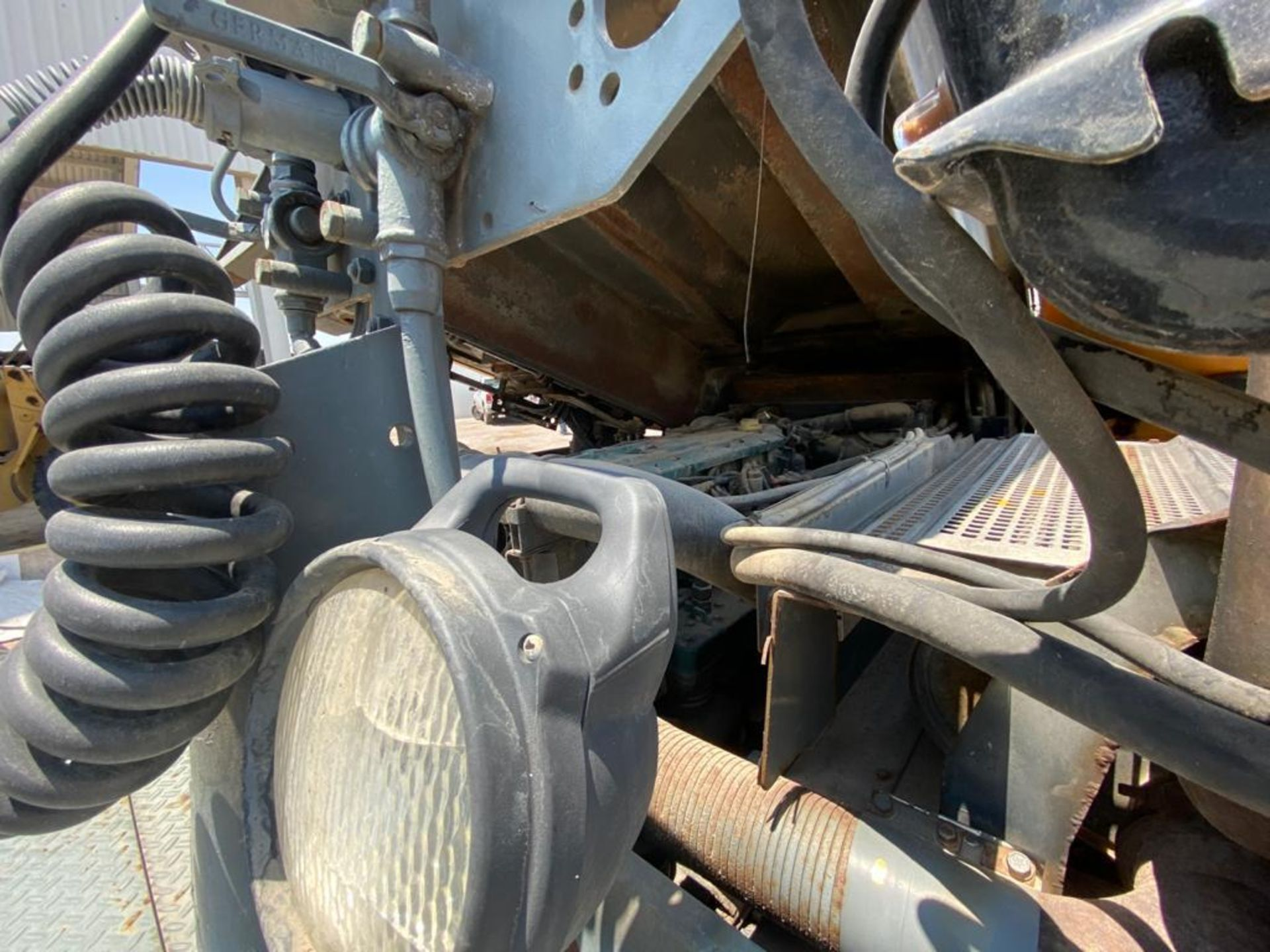 Terberg Capacity 2002 Terminal Tractor, automatic transmission - Image 47 of 57