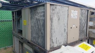 1 York Industrial Condensing unit, model D3CE090A46C n/s NHEM096475