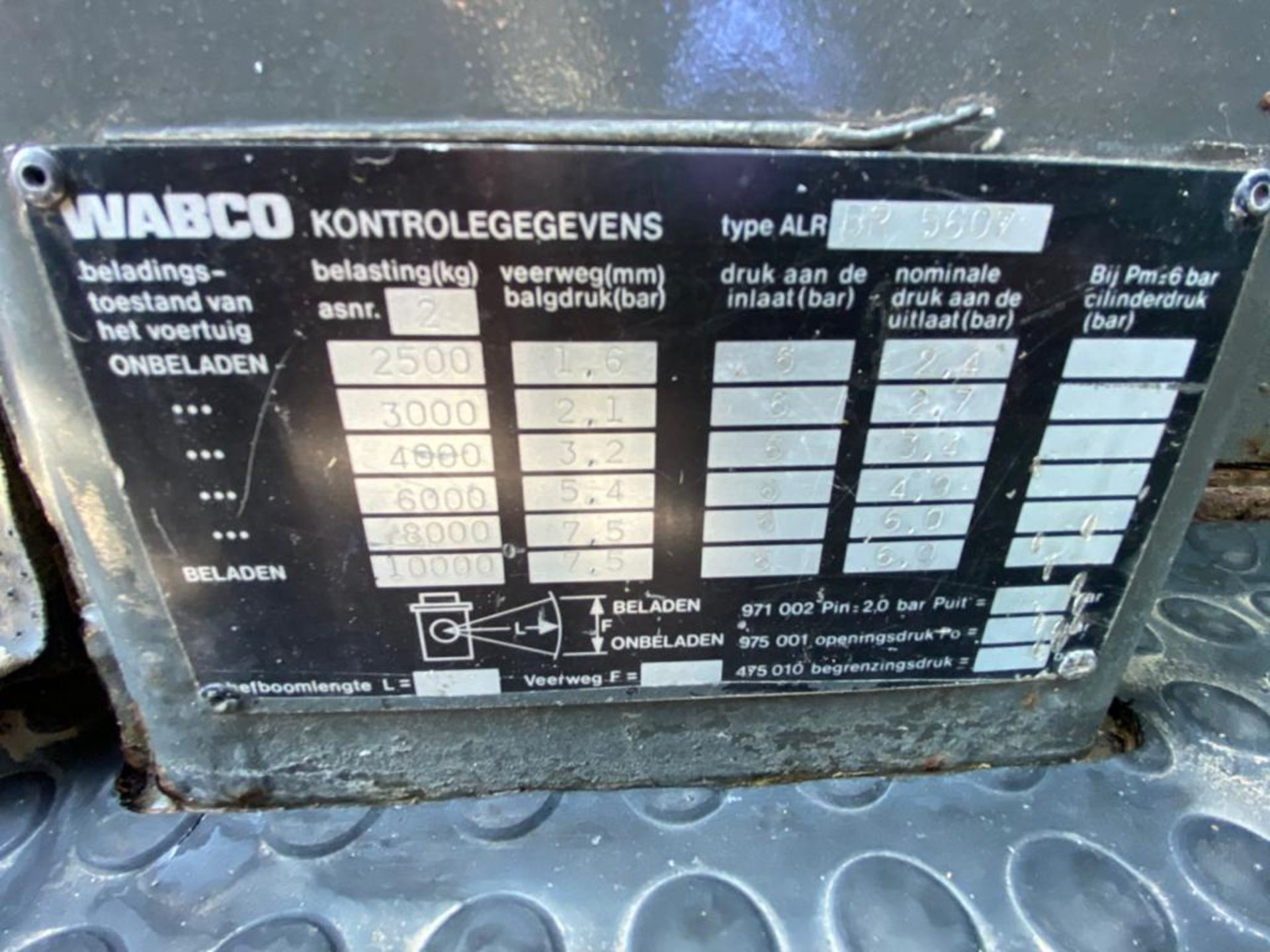 Terberg Capacity 2002 Terminal Tractor, automatic transmission - Image 55 of 57