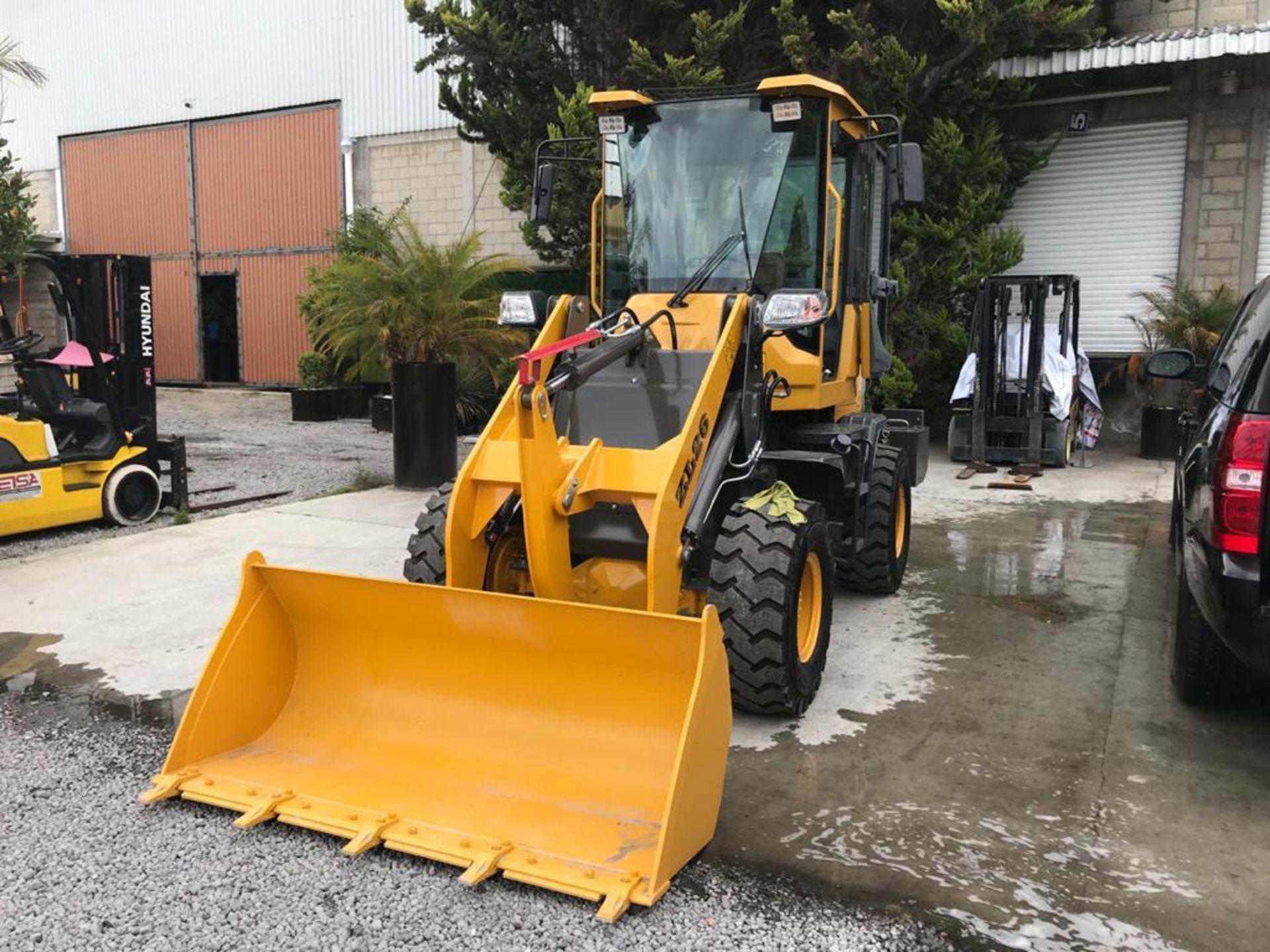 2020 Shang Ding (Wheel Loader) ZL26 Front Loader Serial number 200711437, Loading capacity 1,500 kg - Image 6 of 17