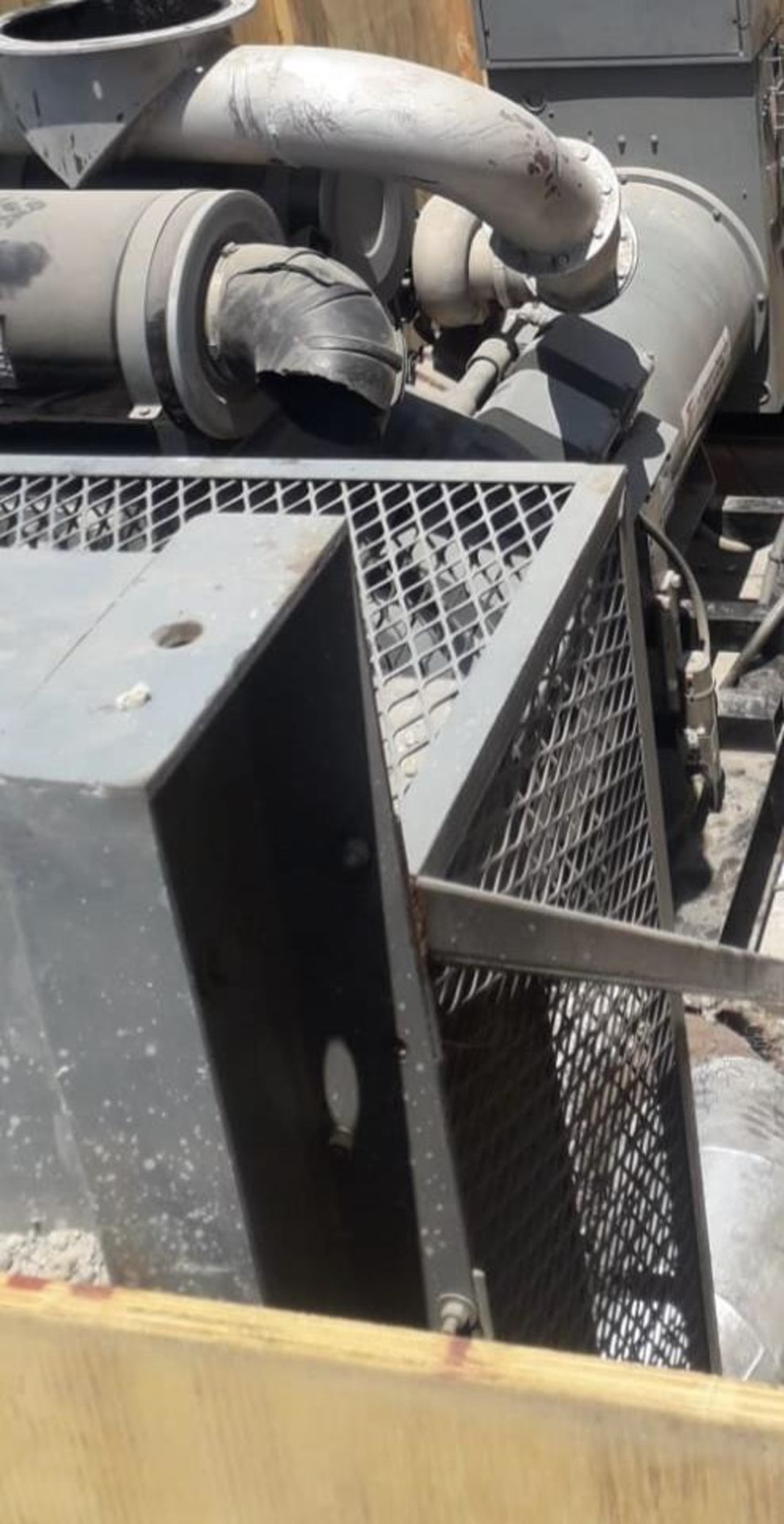 Ottomotores Emergency Plant capacity 1133 KW/1416 KVA, voltage 2020/440 - Image 4 of 4