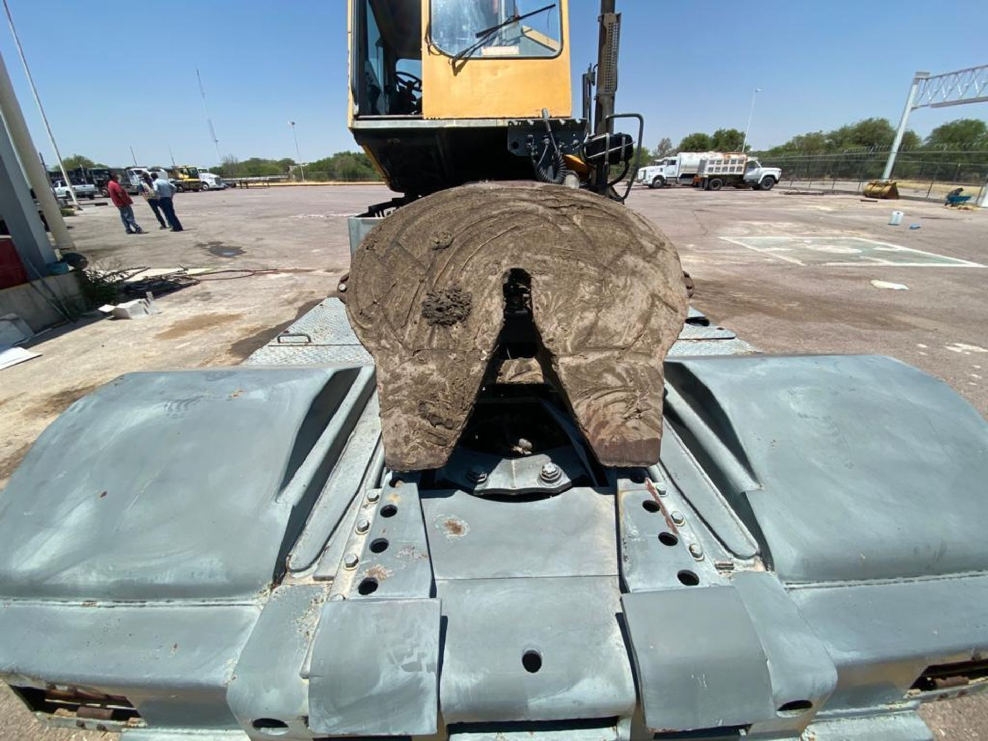Terberg Capacity 2002 Terminal Tractor, automatic transmission - Image 52 of 57