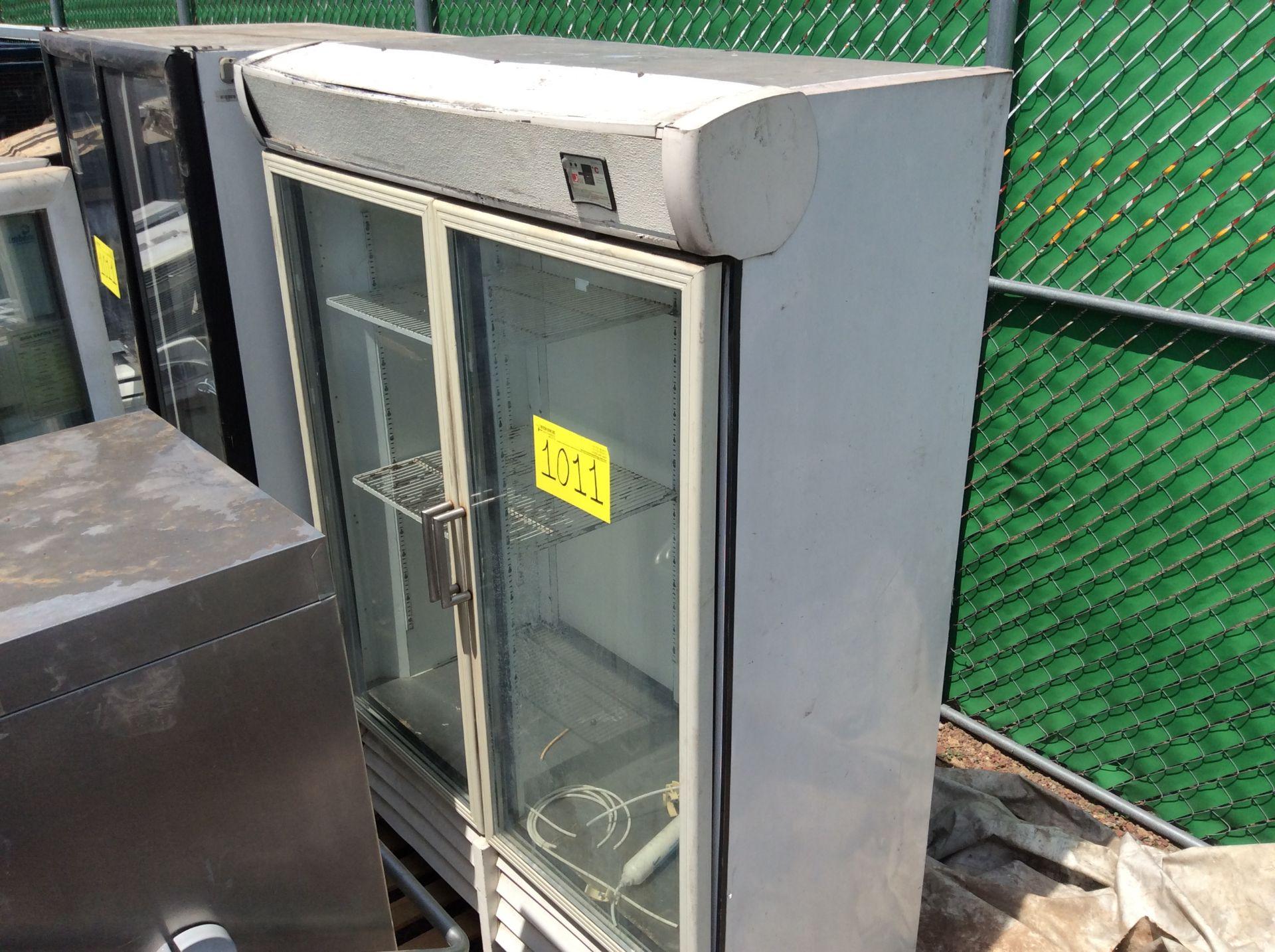 1 Ojeda refrigerator of double glass door model RV2P36 serial number 0636323-34305 120V - Image 7 of 14
