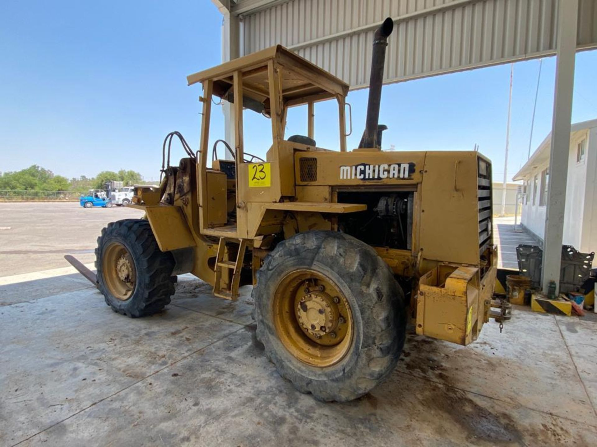 Volvo BM TYPE L 30 Michigan Front Loder, automatic transmission - Image 10 of 53