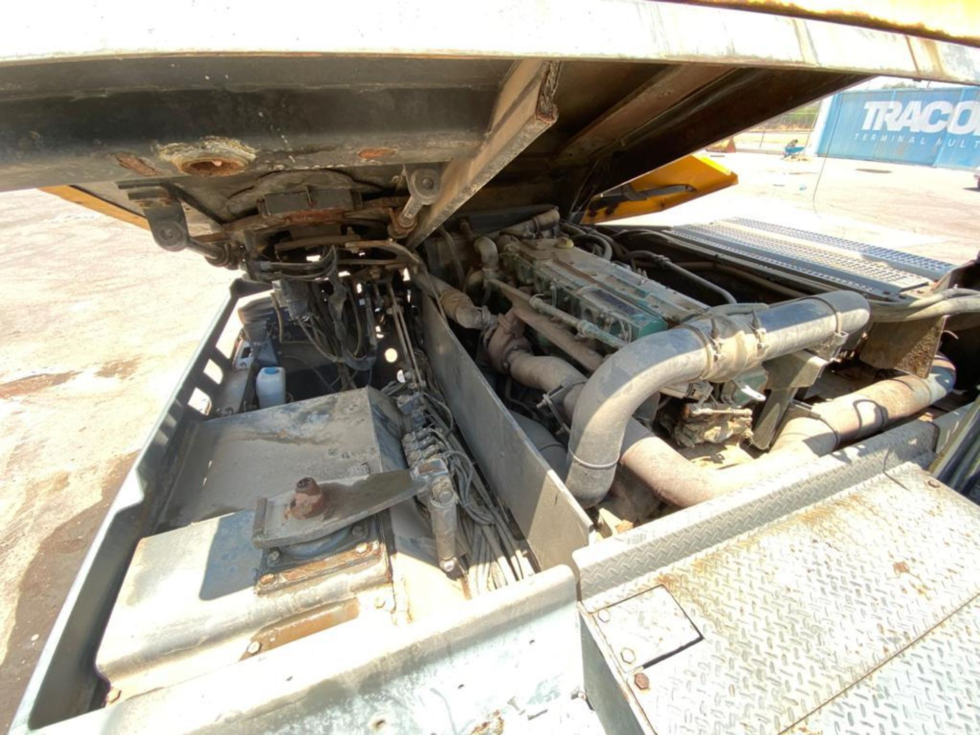 Terberg Capacity 2002 Terminal Tractor, automatic transmission - Image 51 of 57