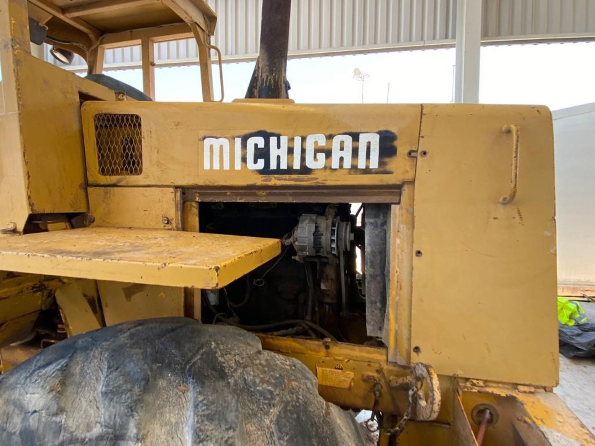 Volvo BM TYPE L 30 Michigan Front Loder, automatic transmission - Image 43 of 53