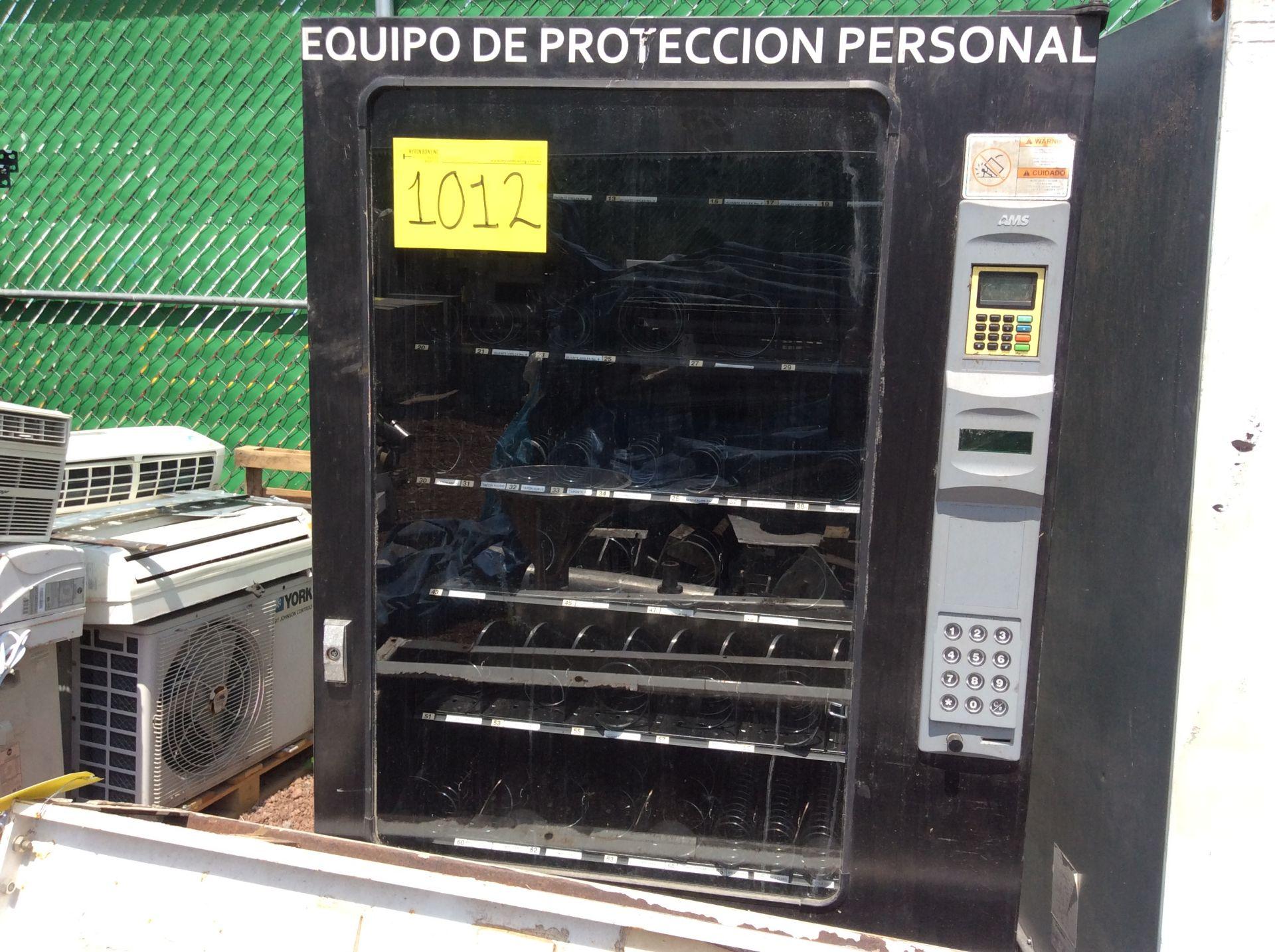 1 AMS Vending machine, 1 Hobart dishwasher - Image 5 of 11