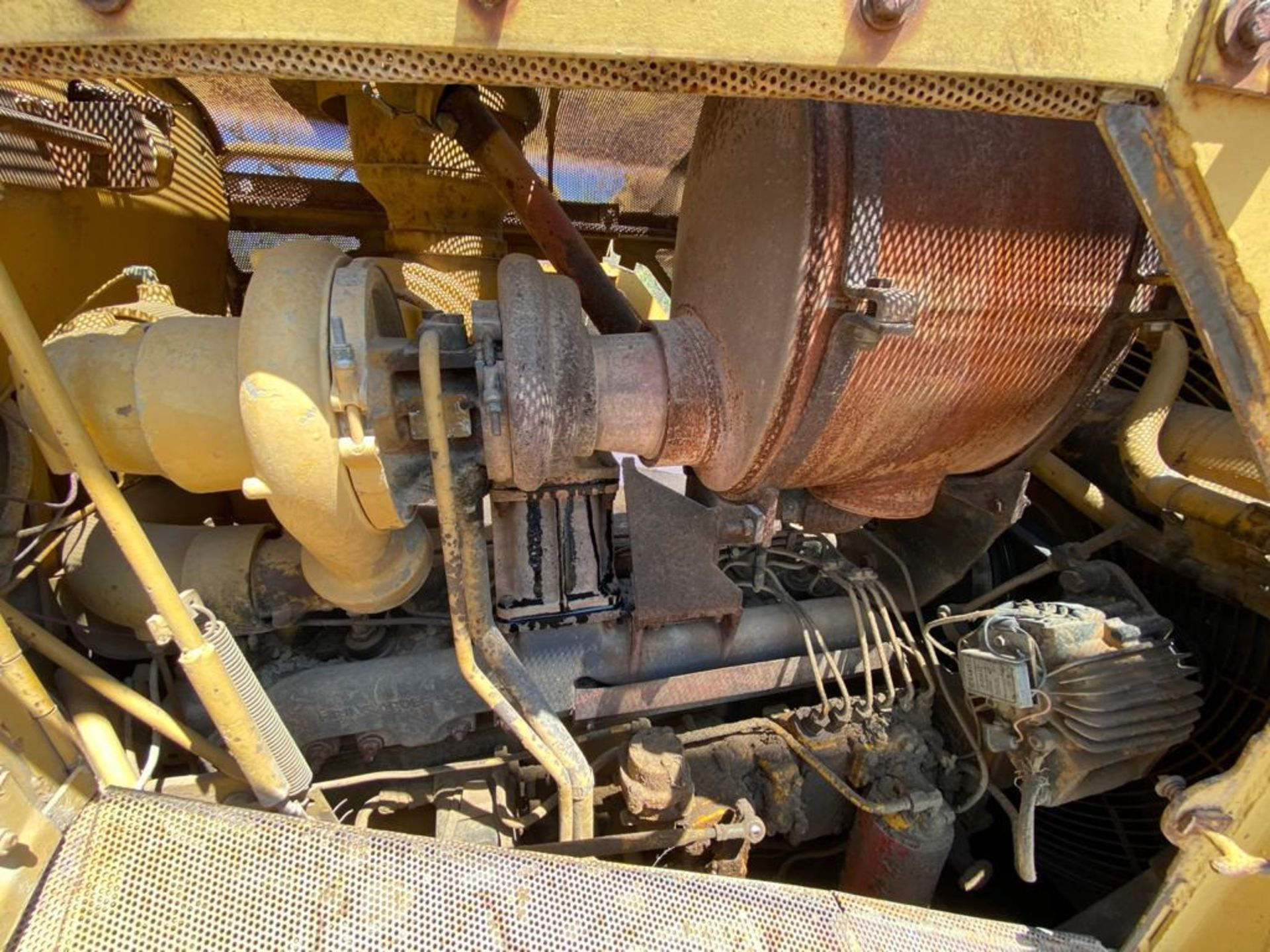 Caterpillar D7G Bulldozer, Serial number 92V5897, Diesel motor - Image 38 of 48
