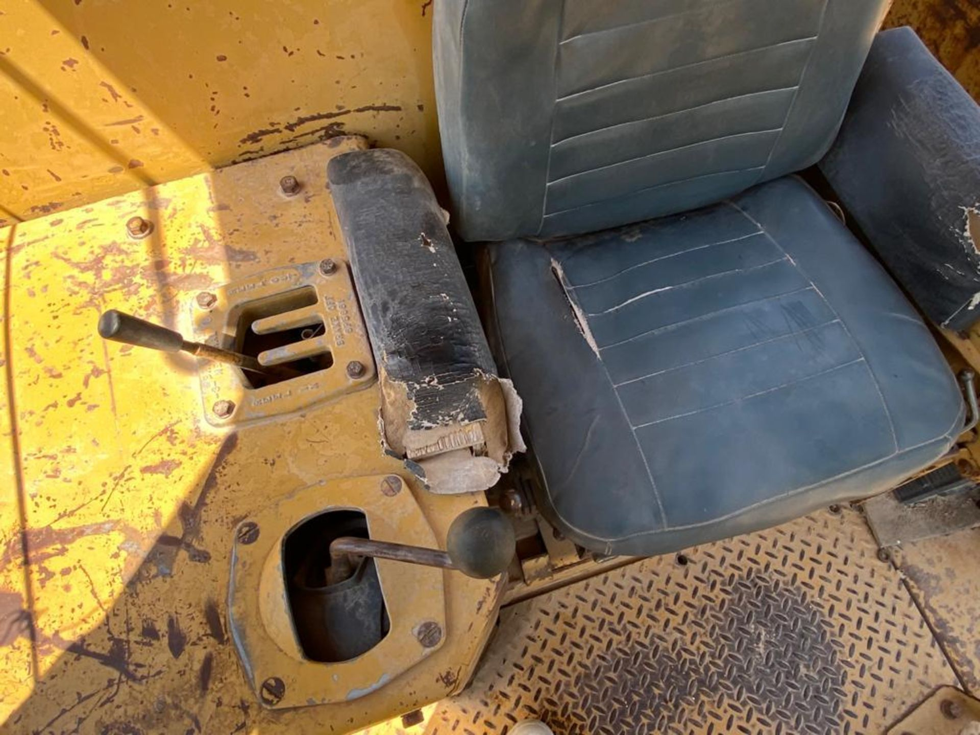 Caterpillar D7G Bulldozer, Serial number 92V5897, Diesel motor - Image 42 of 48
