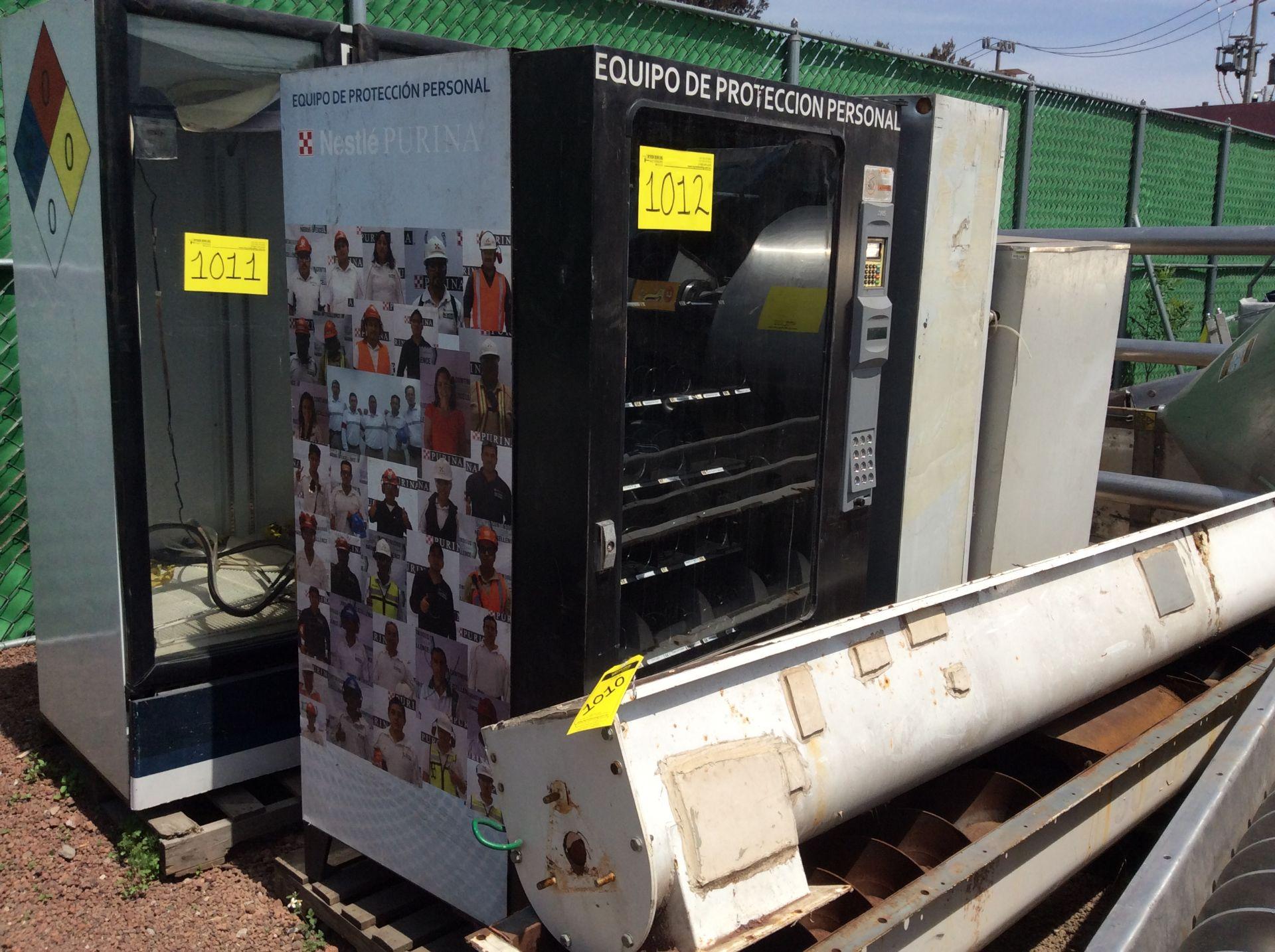 1 AMS Vending machine, 1 Hobart dishwasher - Image 3 of 11