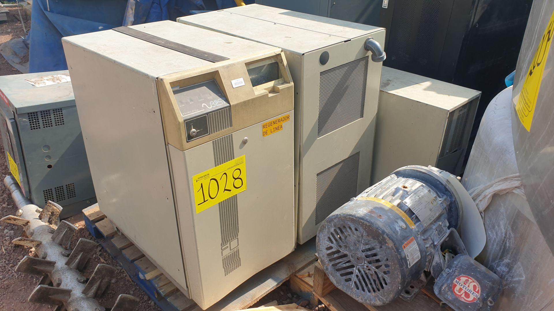 1 Ferrups Power bank system model FD10KVA 208-240V includes Lortec UPS of 3KVA - Image 4 of 11