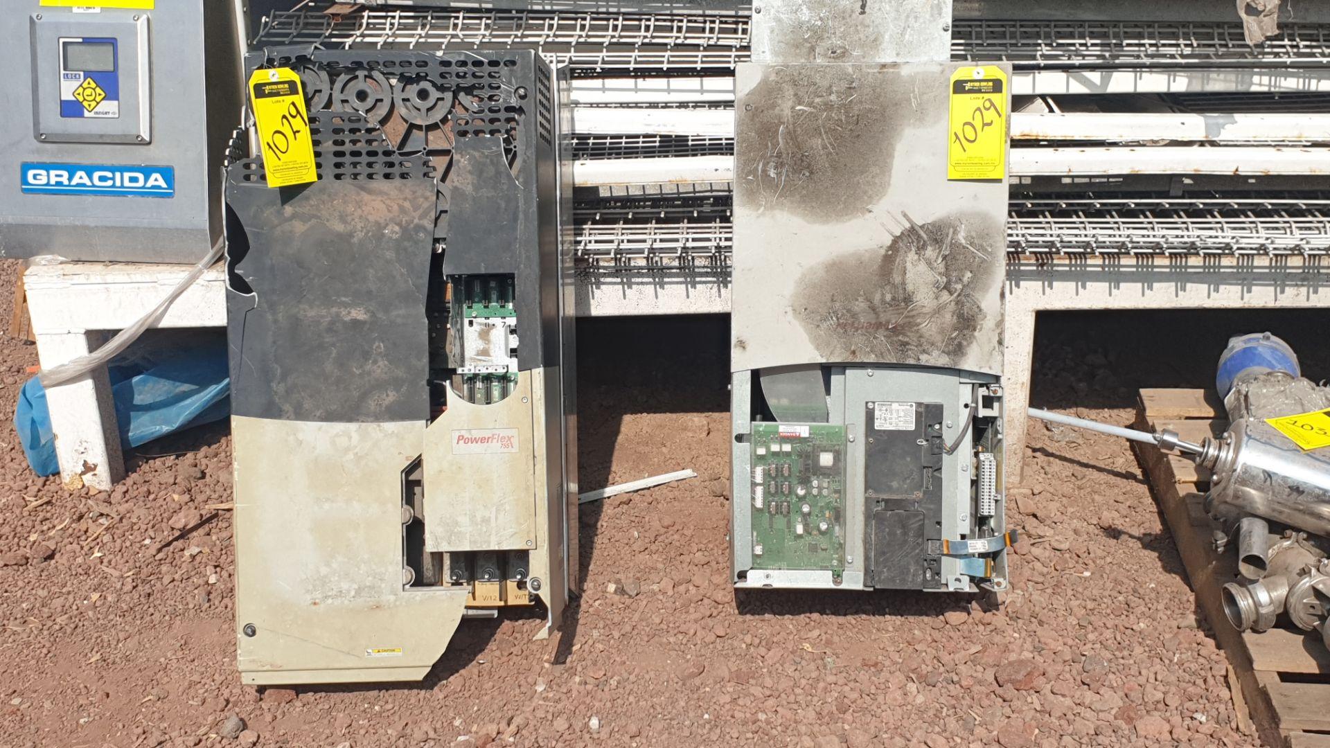 2 Powerflex Variator boards, model 20G1AN, 20BD180A0AYNANC0 - Image 7 of 13