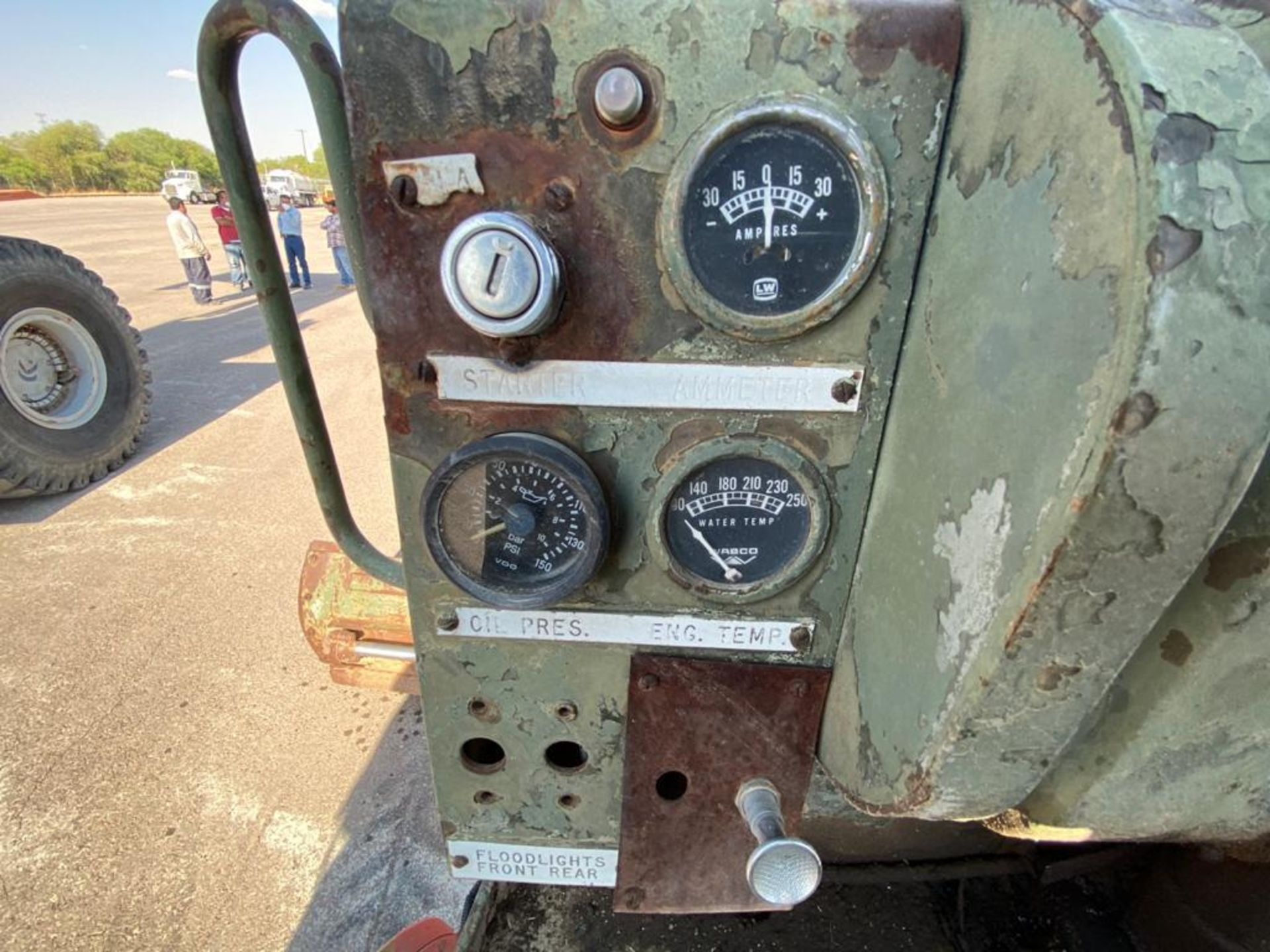 1970 Wabco4 440H Motor Grader, Serial number 440HAGM1398 - Image 44 of 77