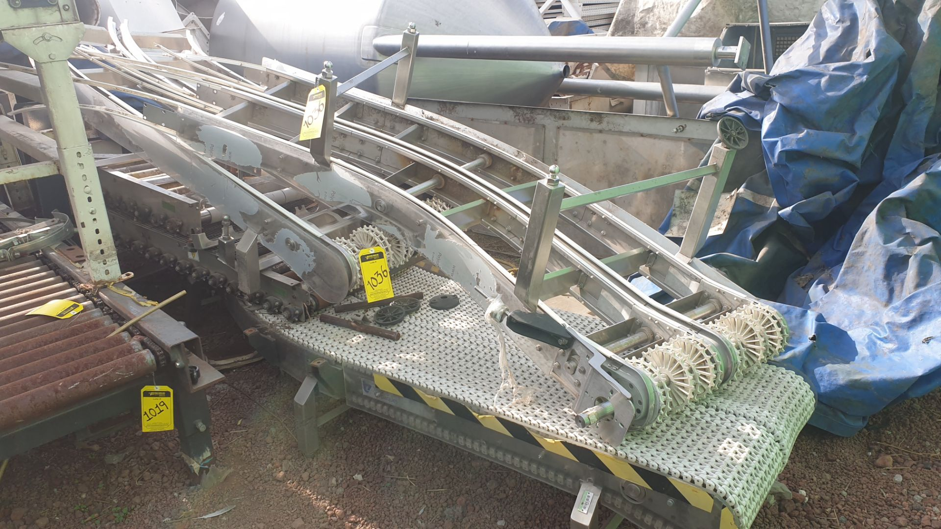 S conveyor belt batch. Please inspect - Image 2 of 9