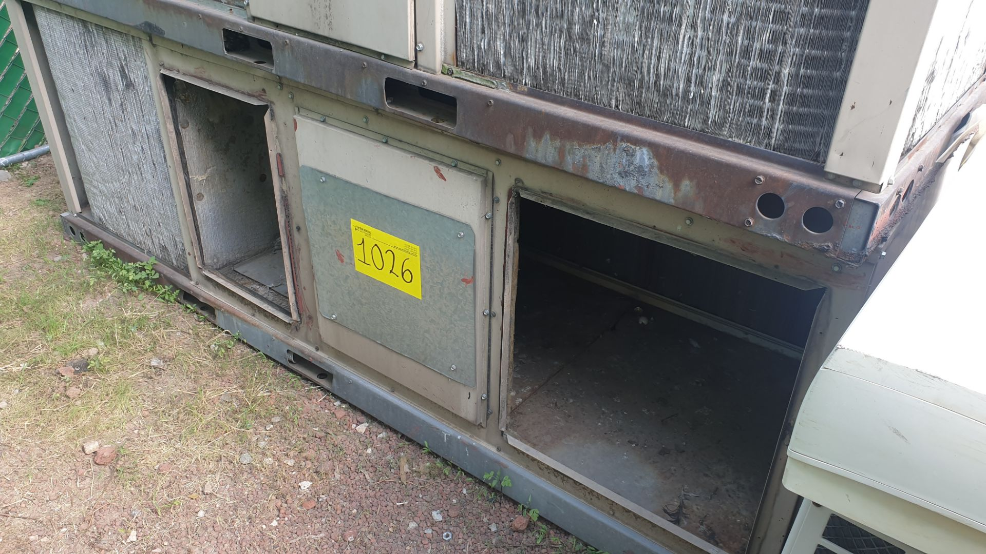 1 York Industrial Condensing unit, model D3CE090A46C n/s NFFM8698 - Image 5 of 6