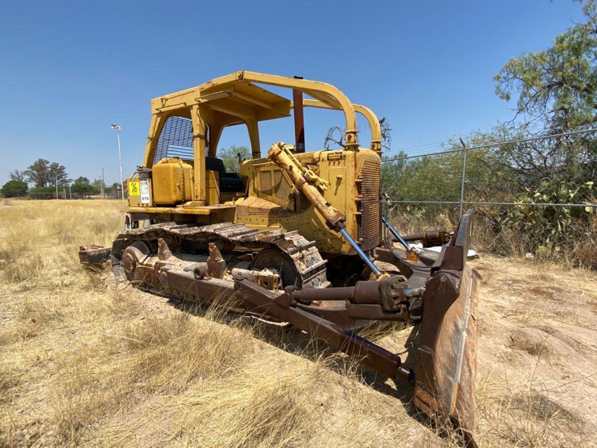 Caterpillar D7G Bulldozer, Serial number 92V5897, Diesel motor - Image 2 of 48