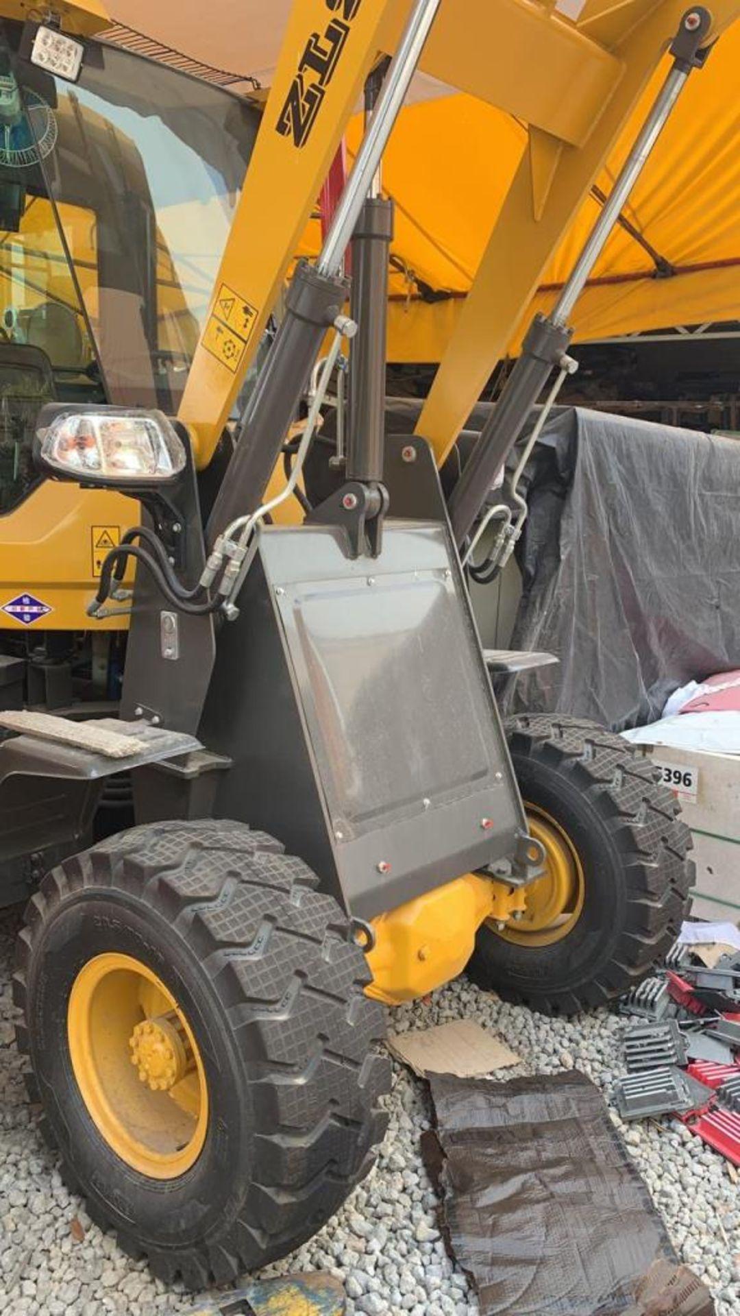 2020 Shang Ding (Wheel Loader) ZL26 Front Loader Serial number 200711437, Loading capacity 1,500 kg - Image 14 of 17