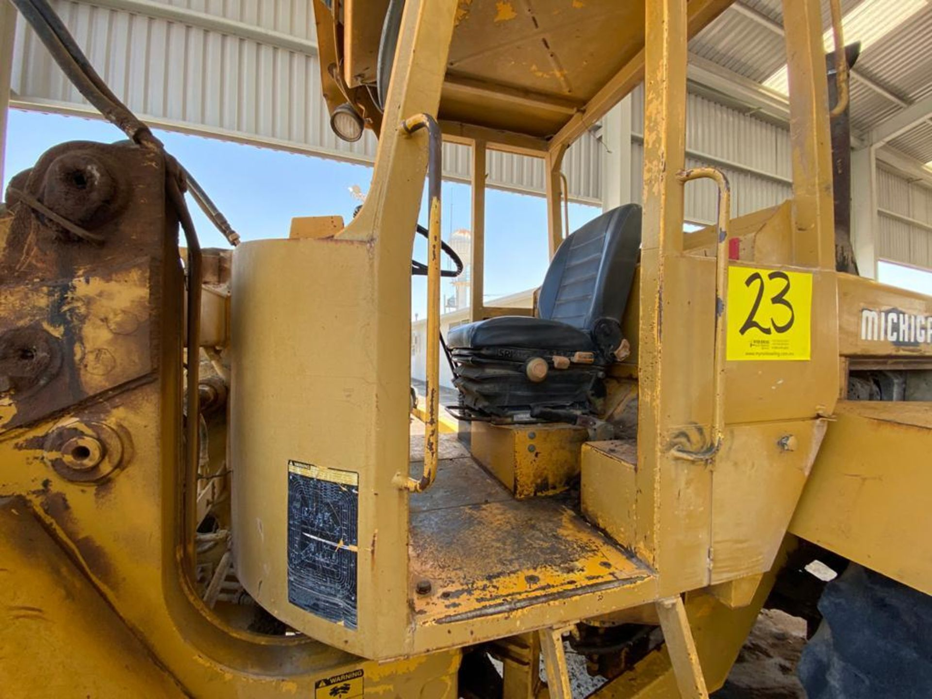 Volvo BM TYPE L 30 Michigan Front Loder, automatic transmission - Image 27 of 53