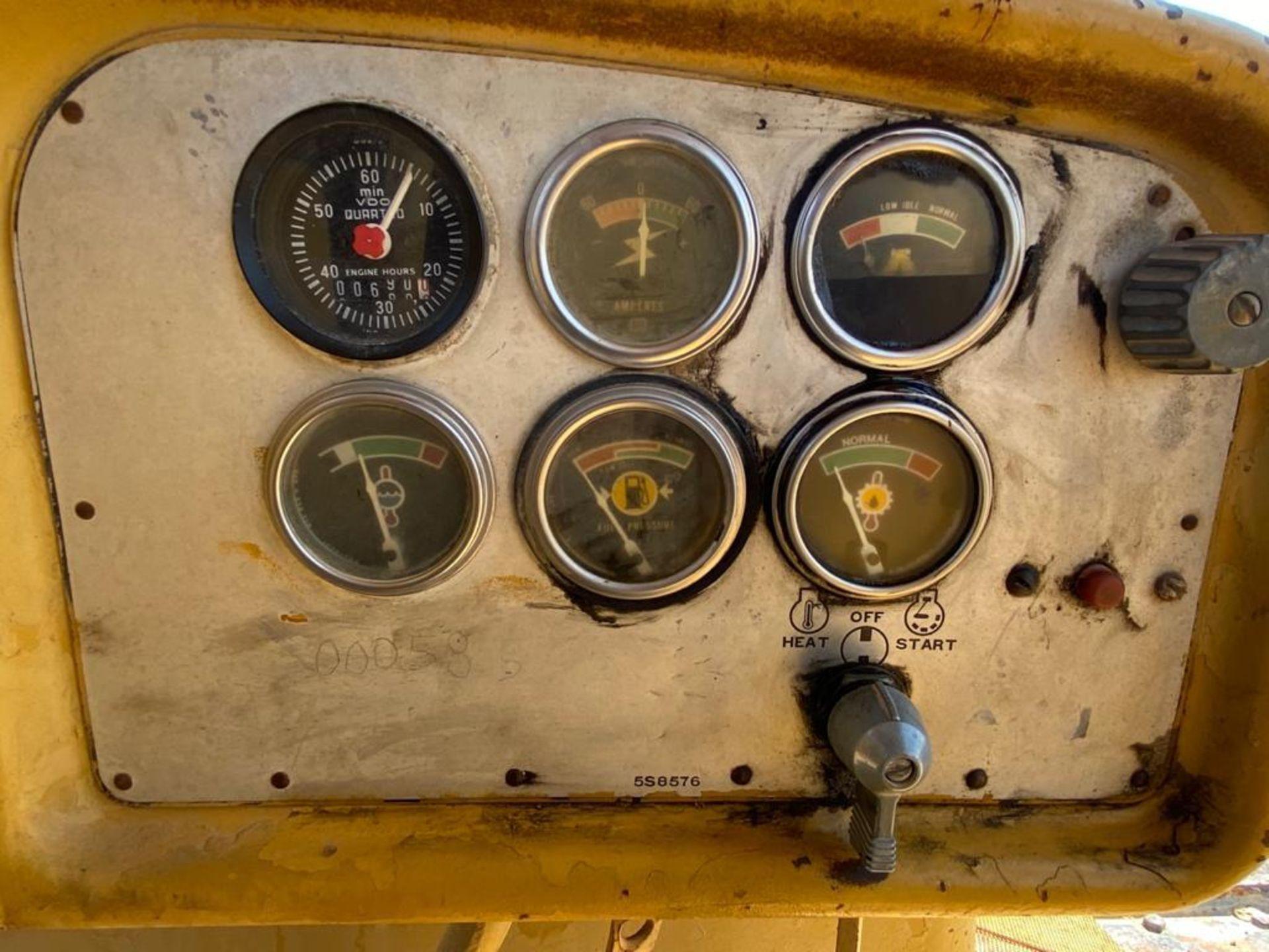 Caterpillar D7G Bulldozer, Serial number 92V5897, Diesel motor - Image 27 of 48
