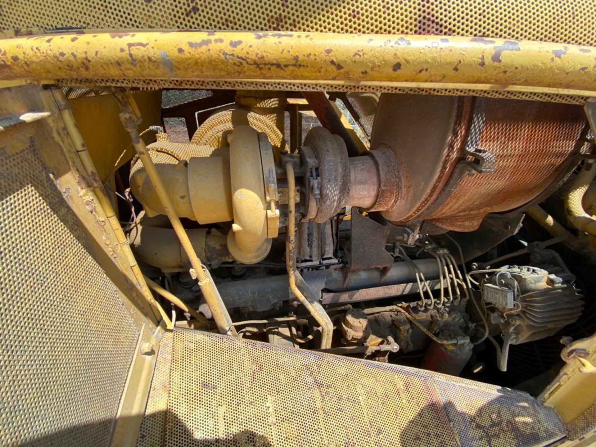 Caterpillar D7G Bulldozer, Serial number 92V5897, Diesel motor - Image 37 of 48