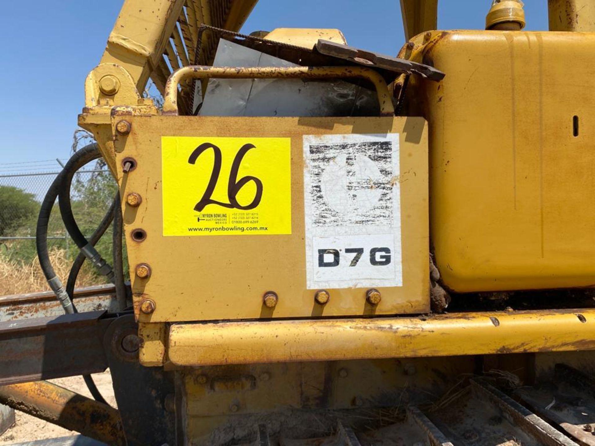 Caterpillar D7G Bulldozer, Serial number 92V5897, Diesel motor - Image 43 of 48