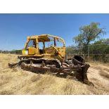 Caterpillar D7G Bulldozer, Serial number 92V5897, Diesel motor