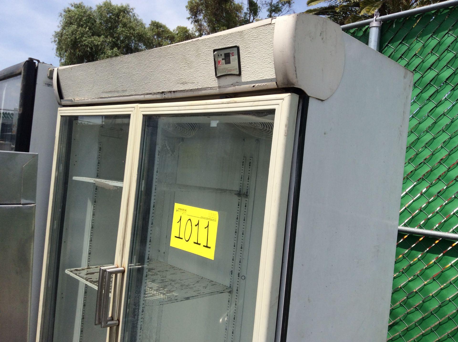 1 Ojeda refrigerator of double glass door model RV2P36 serial number 0636323-34305 120V - Image 6 of 14