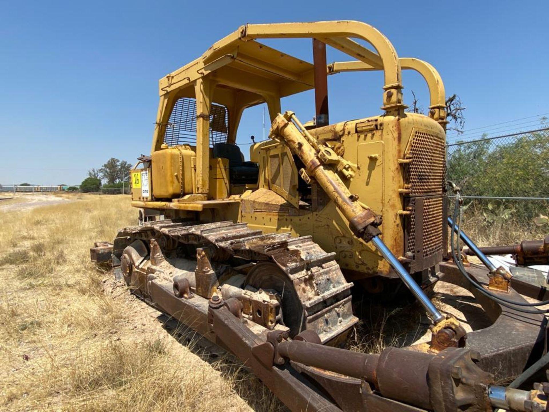 Caterpillar D7G Bulldozer, Serial number 92V5897, Diesel motor - Image 17 of 48