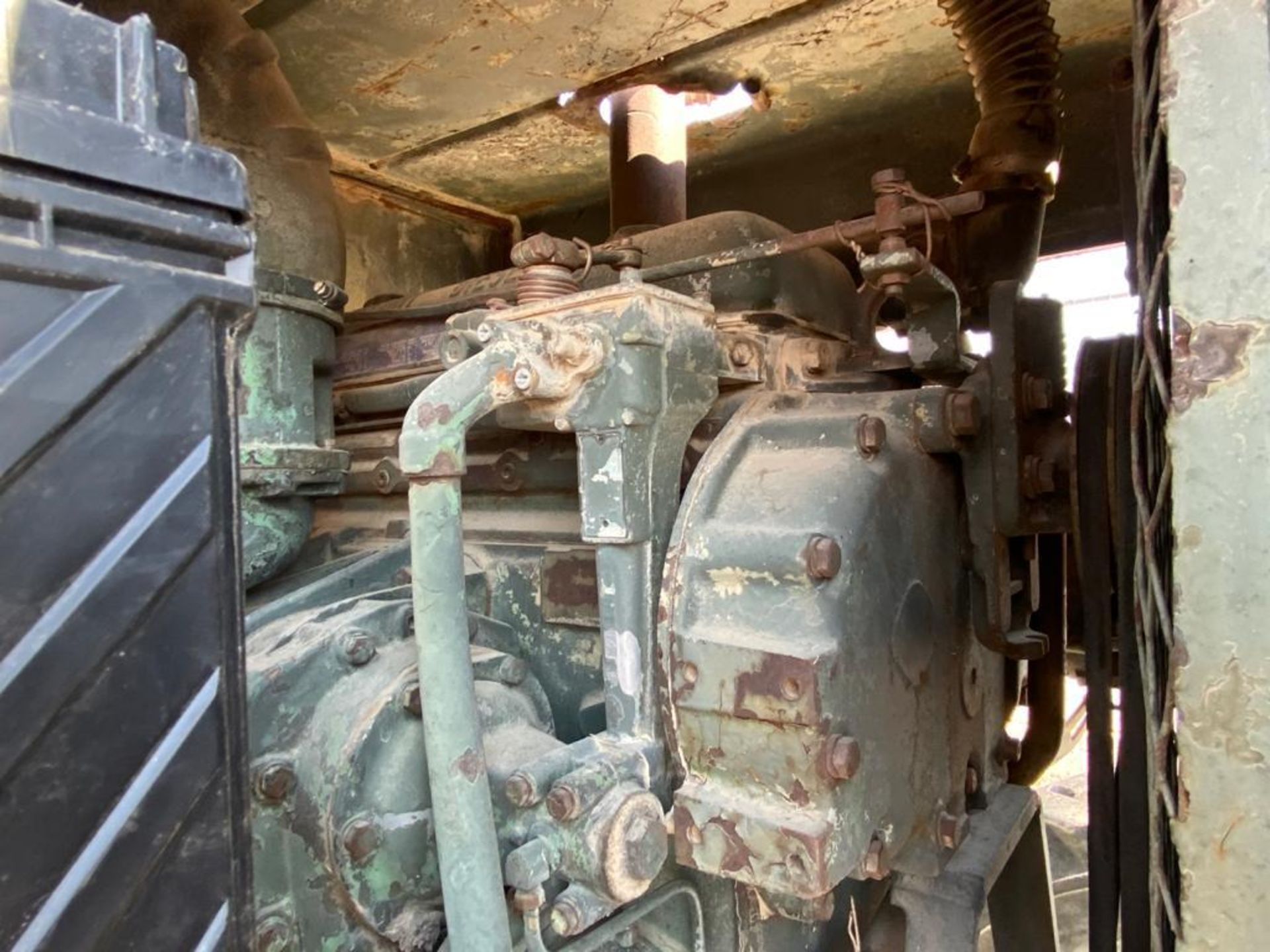 1970 Wabco4 440H Motor Grader, Serial number 440HAGM1398 - Image 71 of 77