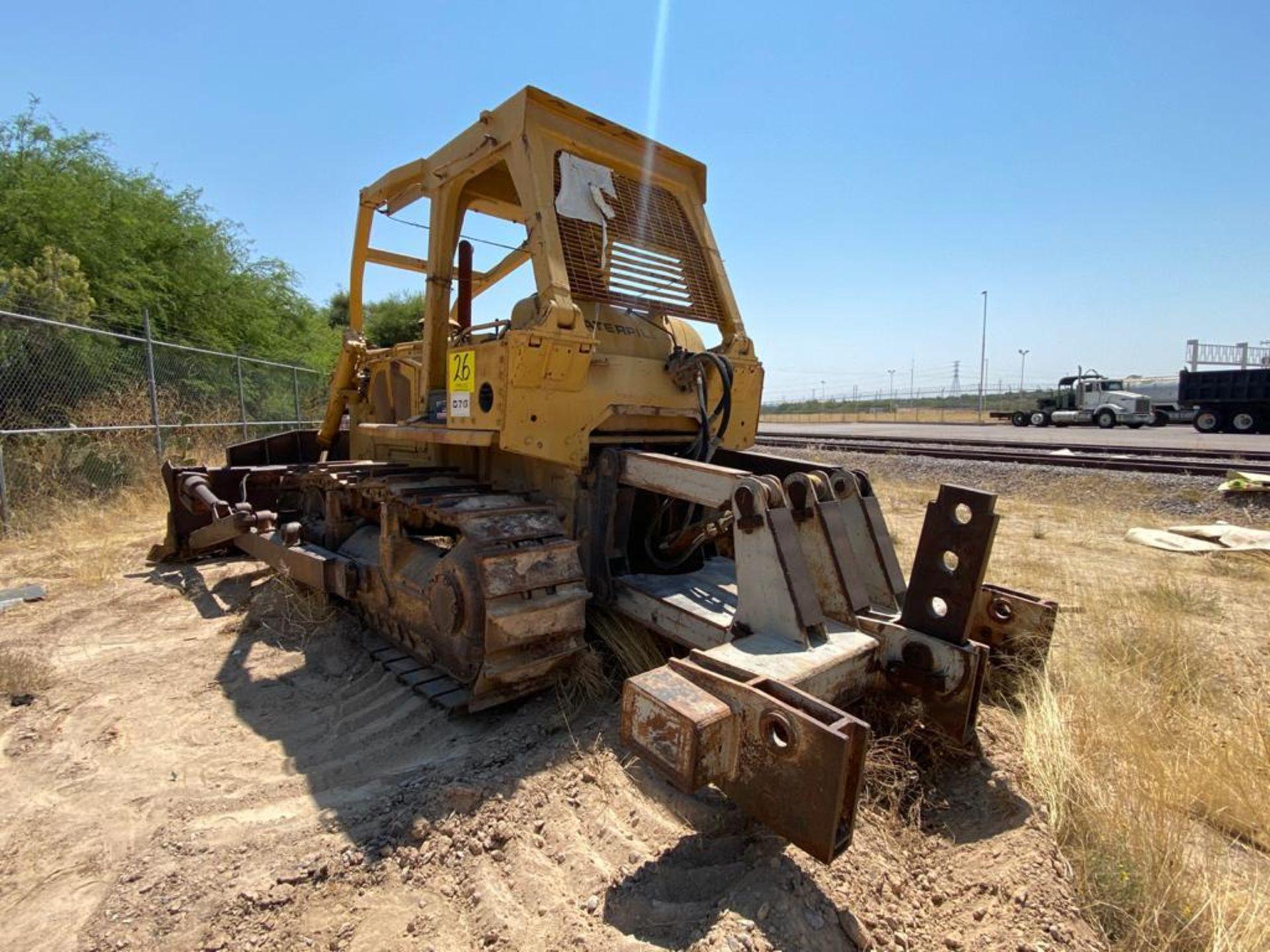 Caterpillar D7G Bulldozer, Serial number 92V5897, Diesel motor - Image 10 of 48