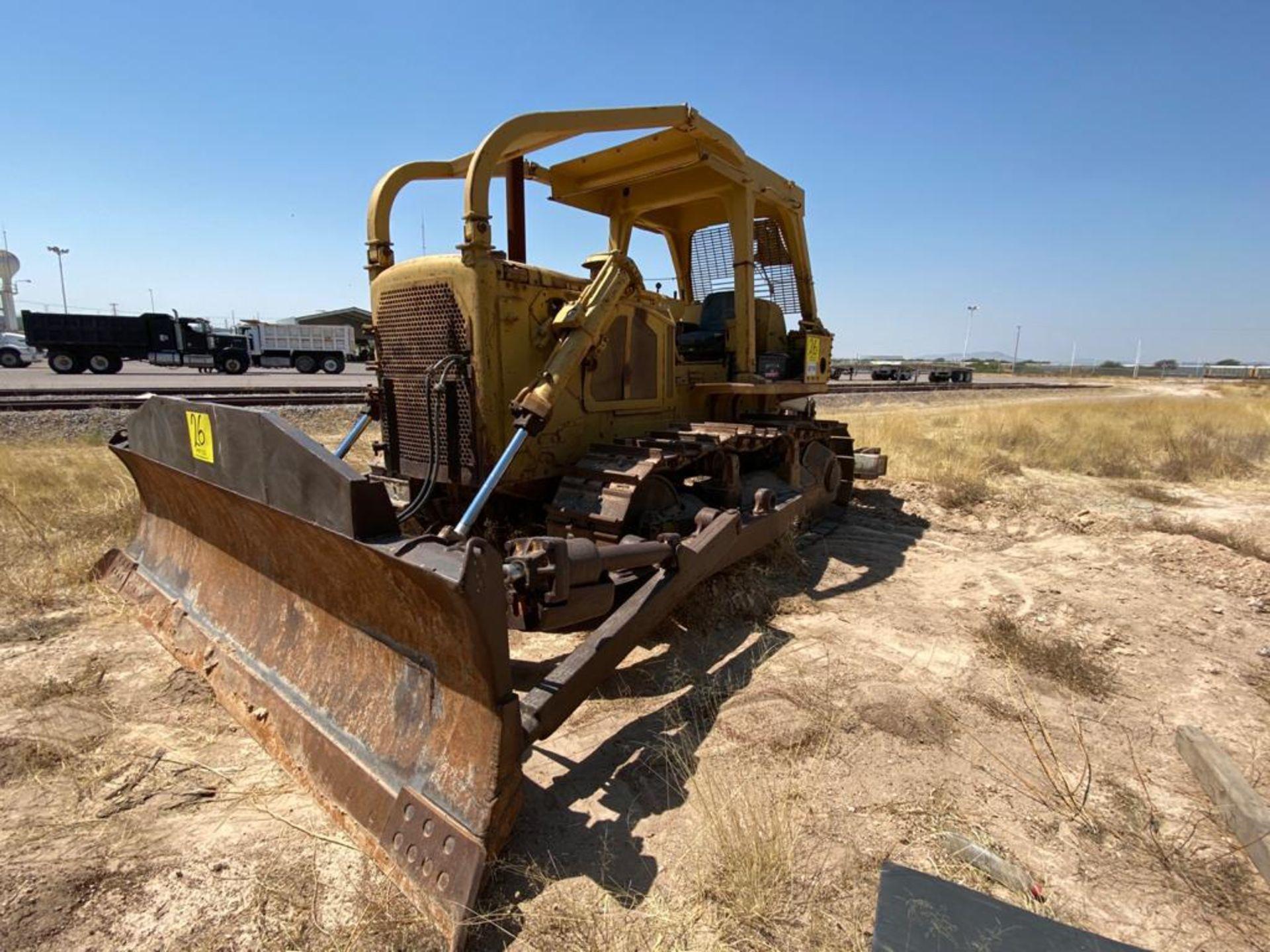 Caterpillar D7G Bulldozer, Serial number 92V5897, Diesel motor - Image 7 of 48