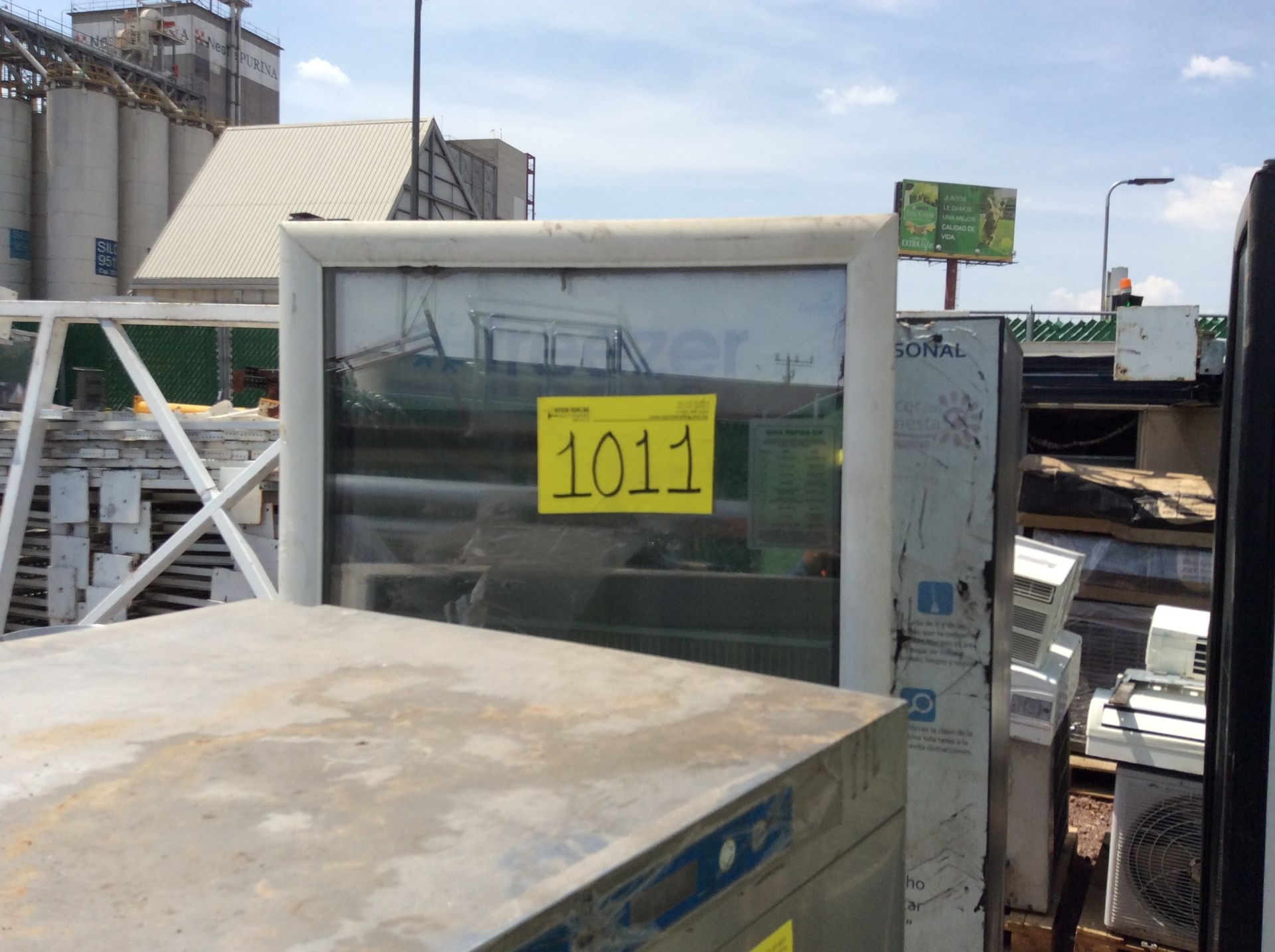 1 Ojeda refrigerator of double glass door model RV2P36 serial number 0636323-34305 120V - Image 12 of 14