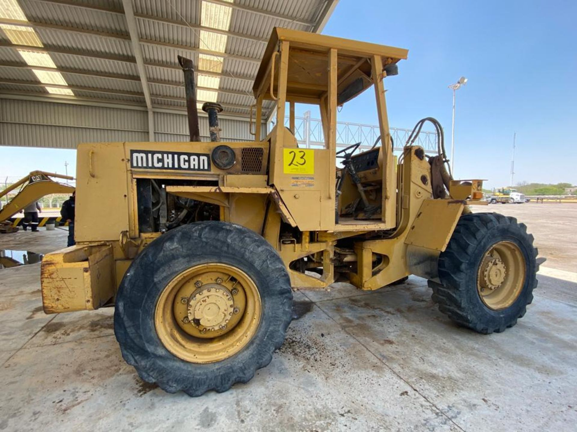 Volvo BM TYPE L 30 Michigan Front Loder, automatic transmission - Image 23 of 53
