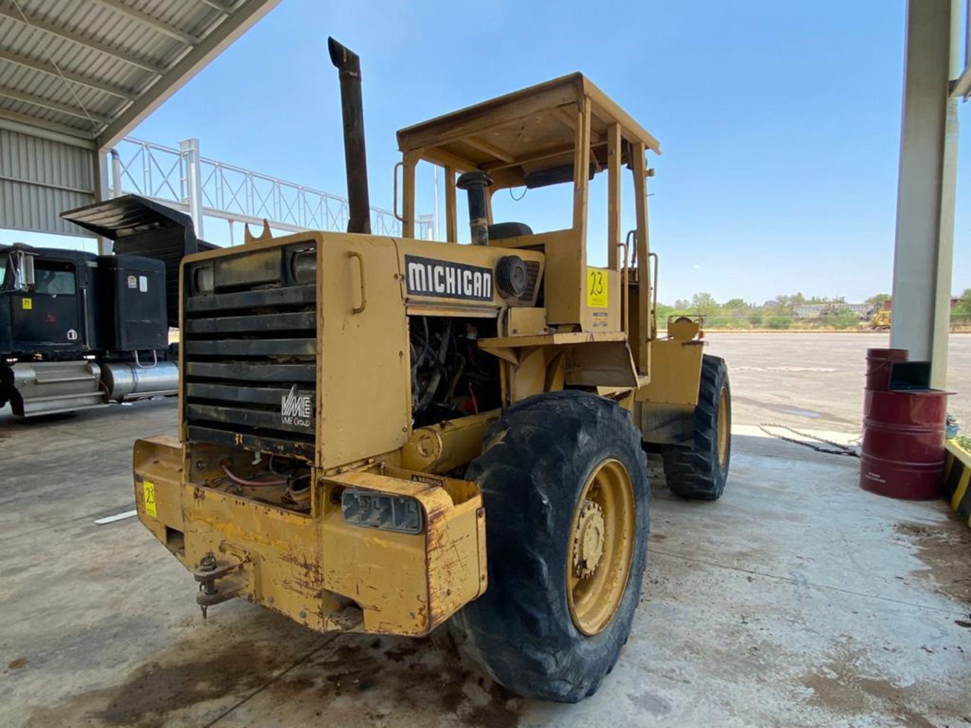 Volvo BM TYPE L 30 Michigan Front Loder, automatic transmission - Image 21 of 53