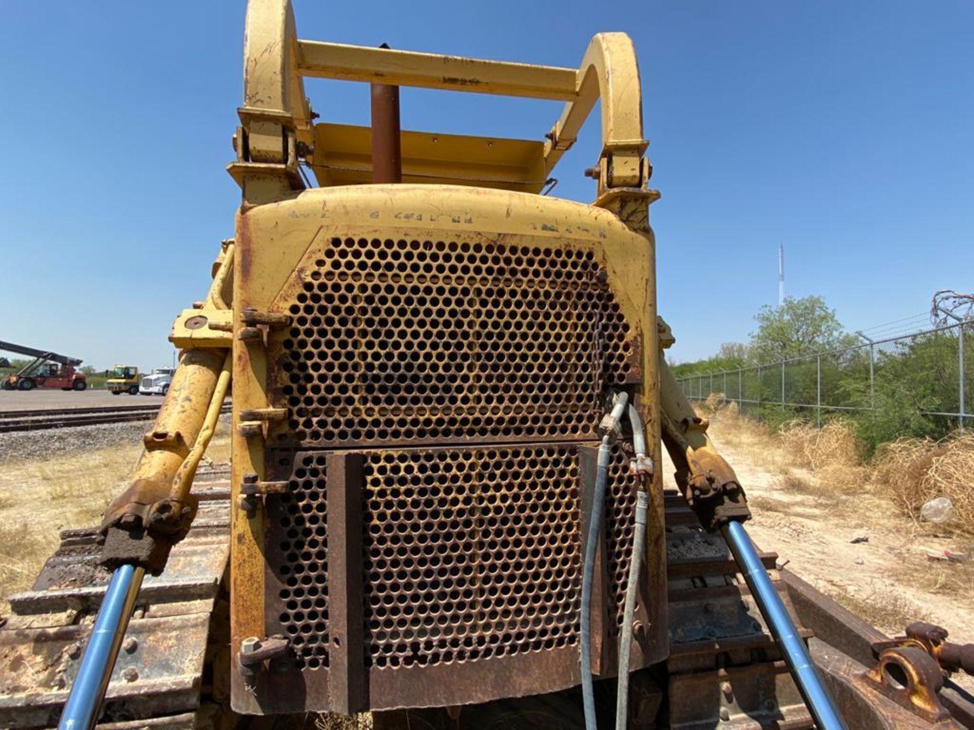 Caterpillar D7G Bulldozer, Serial number 92V5897, Diesel motor - Image 16 of 48