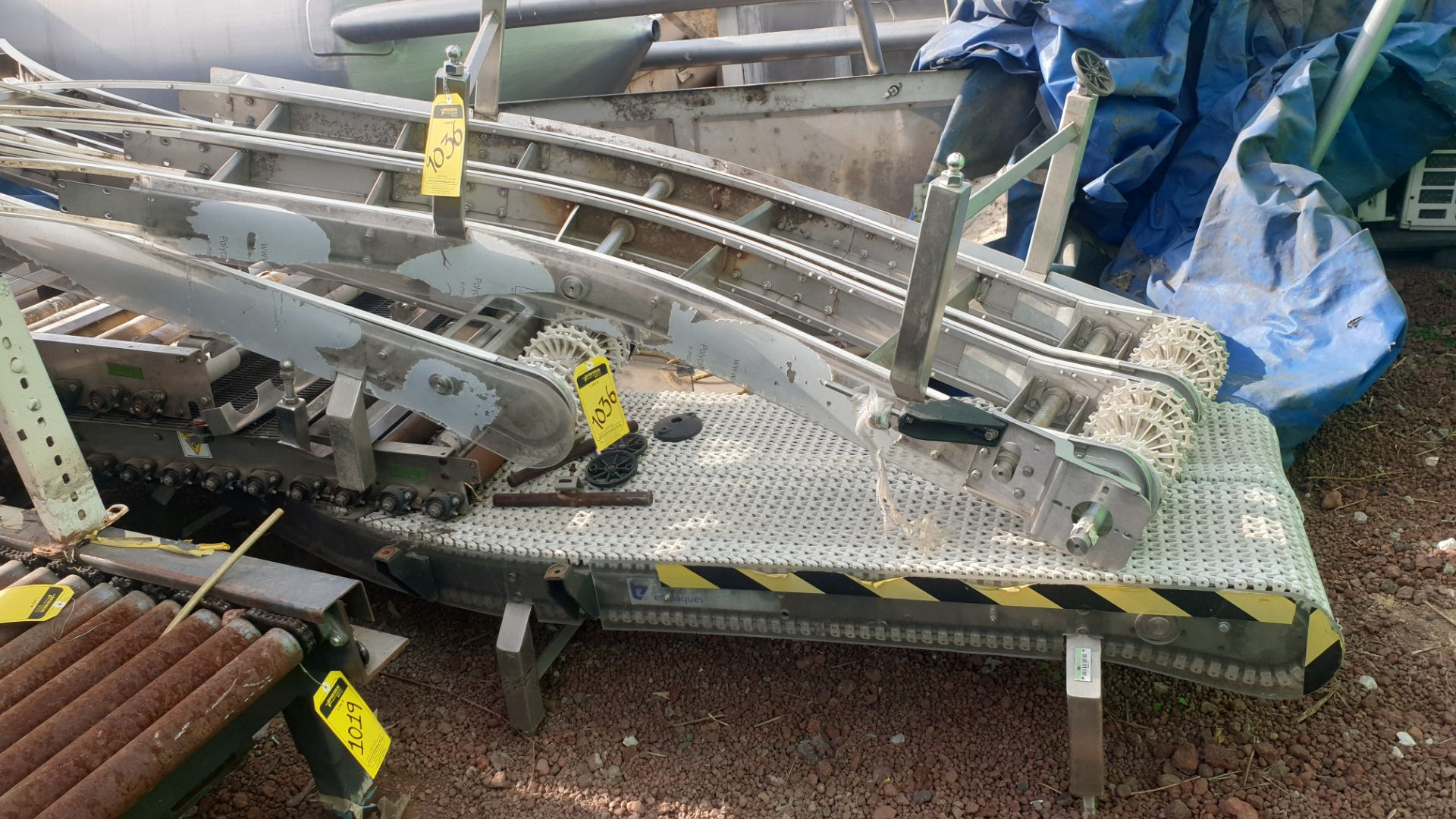 S conveyor belt batch. Please inspect - Image 4 of 9