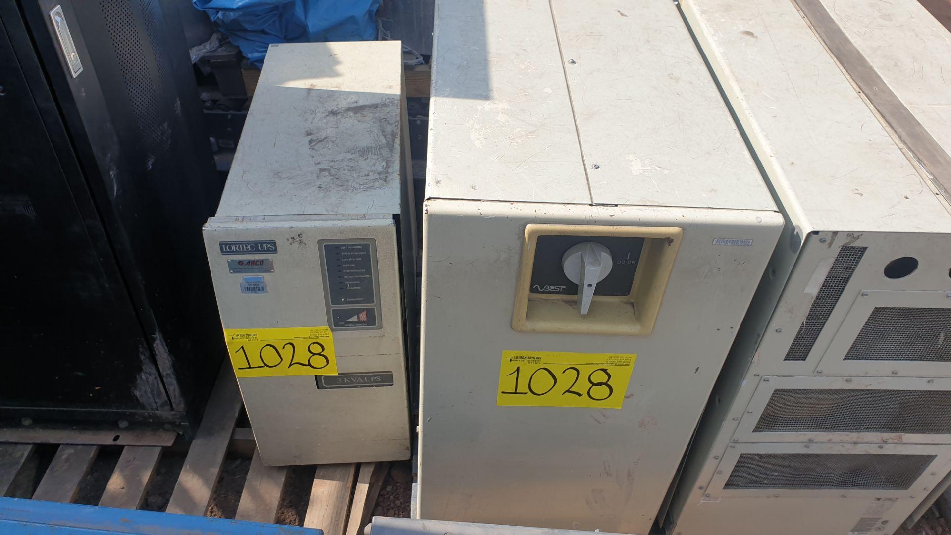 1 Ferrups Power bank system model FD10KVA 208-240V includes Lortec UPS of 3KVA - Image 9 of 11