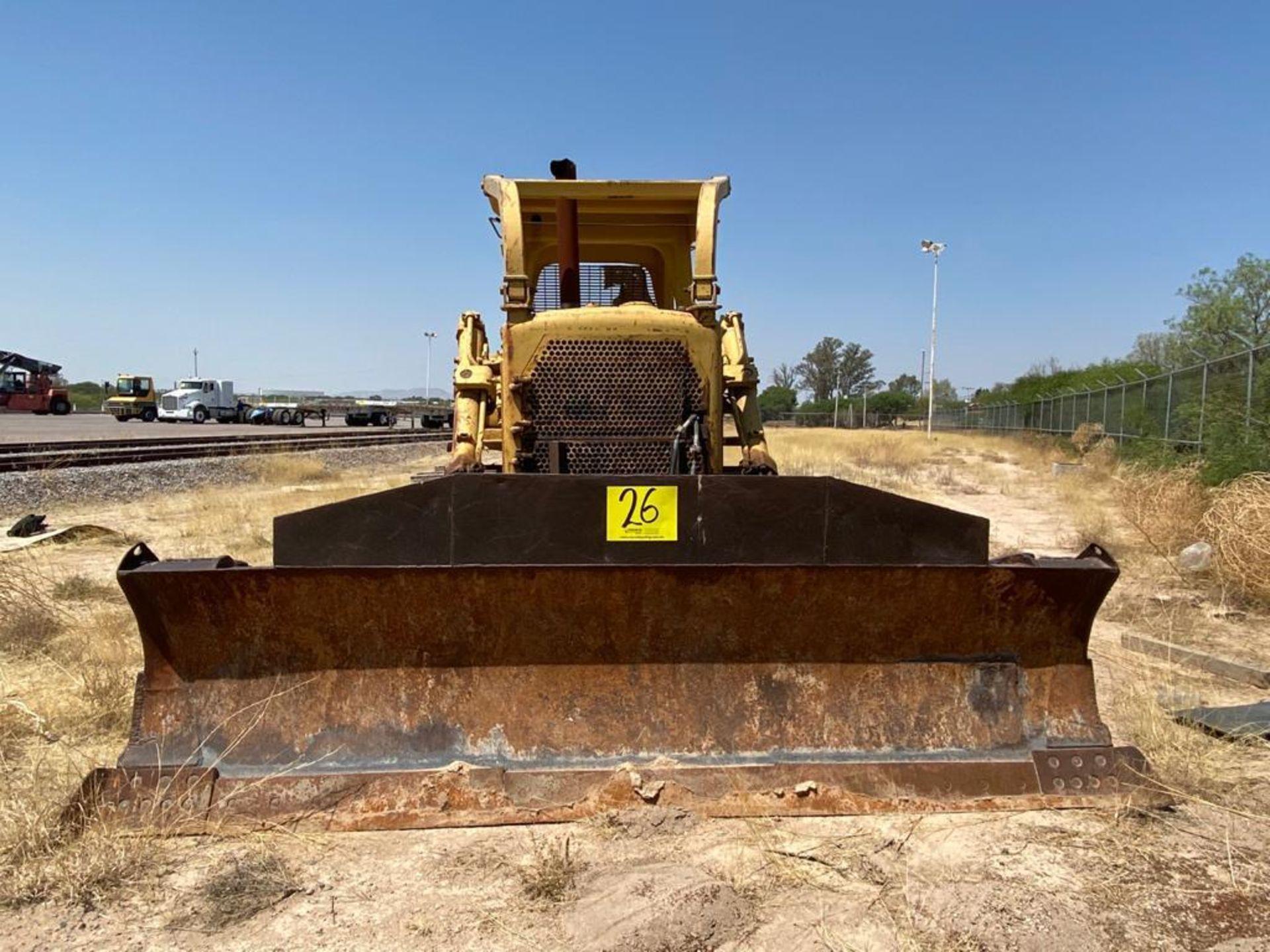 Caterpillar D7G Bulldozer, Serial number 92V5897, Diesel motor - Image 4 of 48