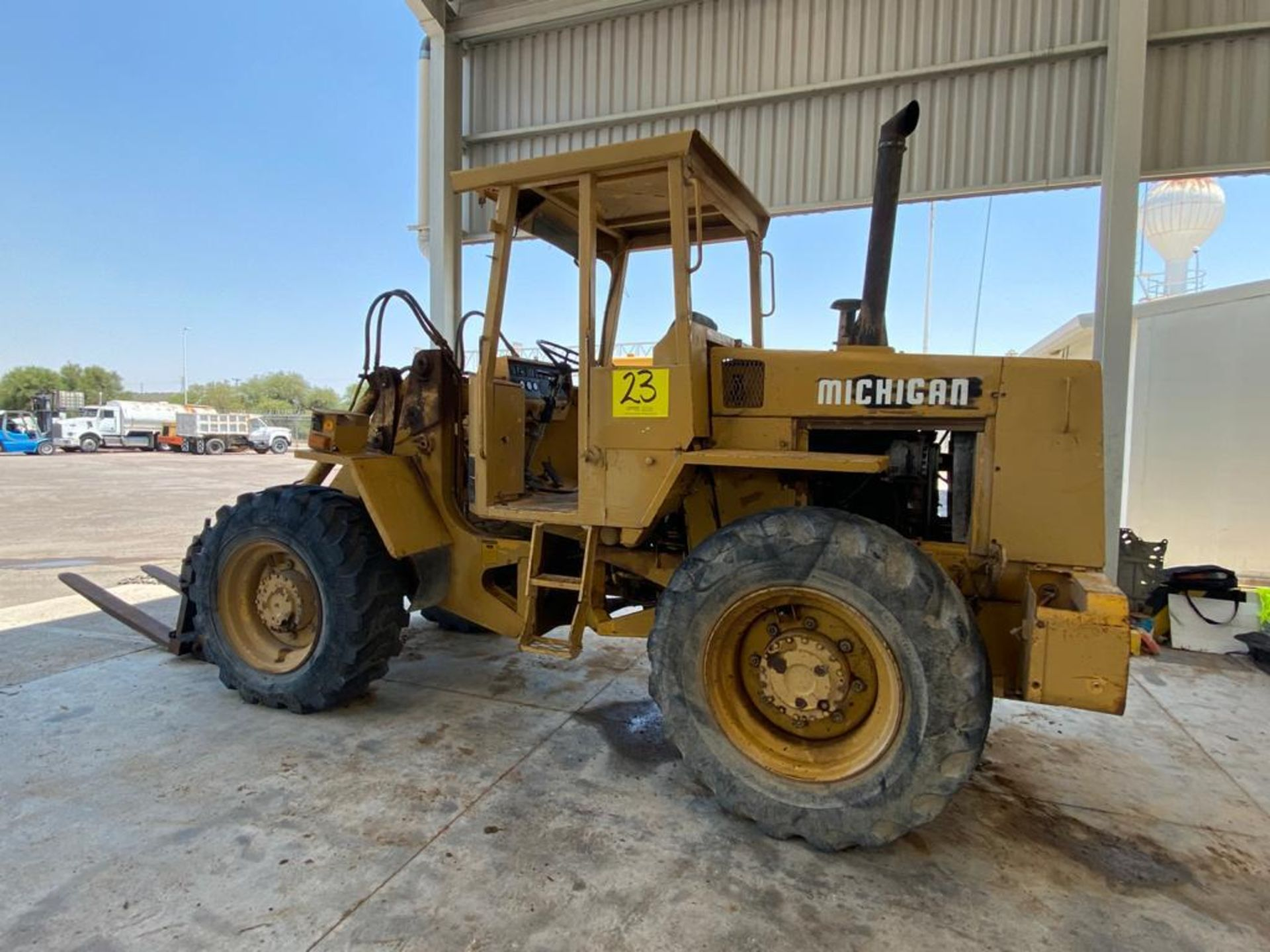 Volvo BM TYPE L 30 Michigan Front Loder, automatic transmission - Image 16 of 53