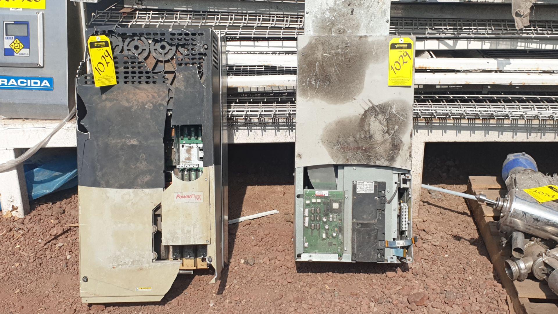2 Powerflex Variator boards, model 20G1AN, 20BD180A0AYNANC0 - Image 4 of 13