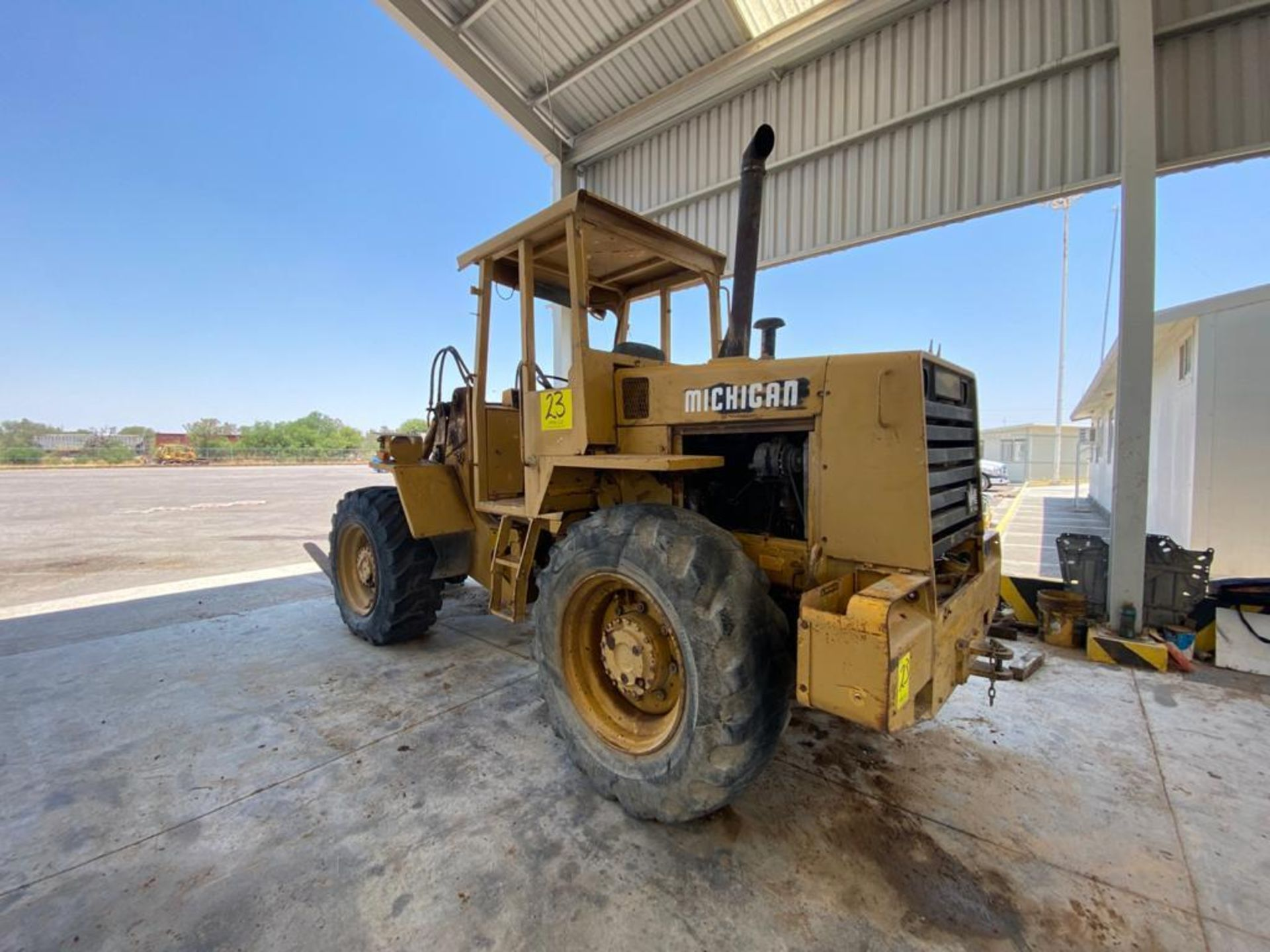 Volvo BM TYPE L 30 Michigan Front Loder, automatic transmission - Image 18 of 53