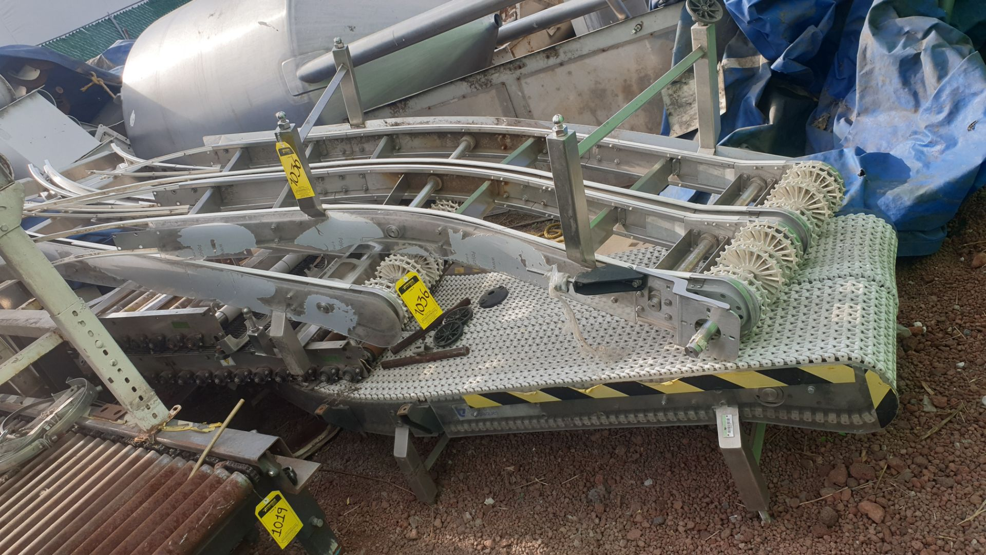 S conveyor belt batch. Please inspect - Image 9 of 9