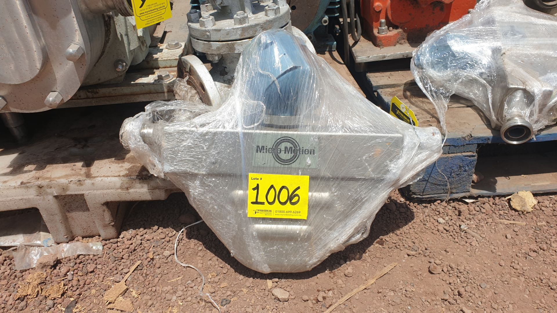 Micromotion Flow meter, model F100S230C2BMSZZZZ NS 14639520 2016 - Image 2 of 10